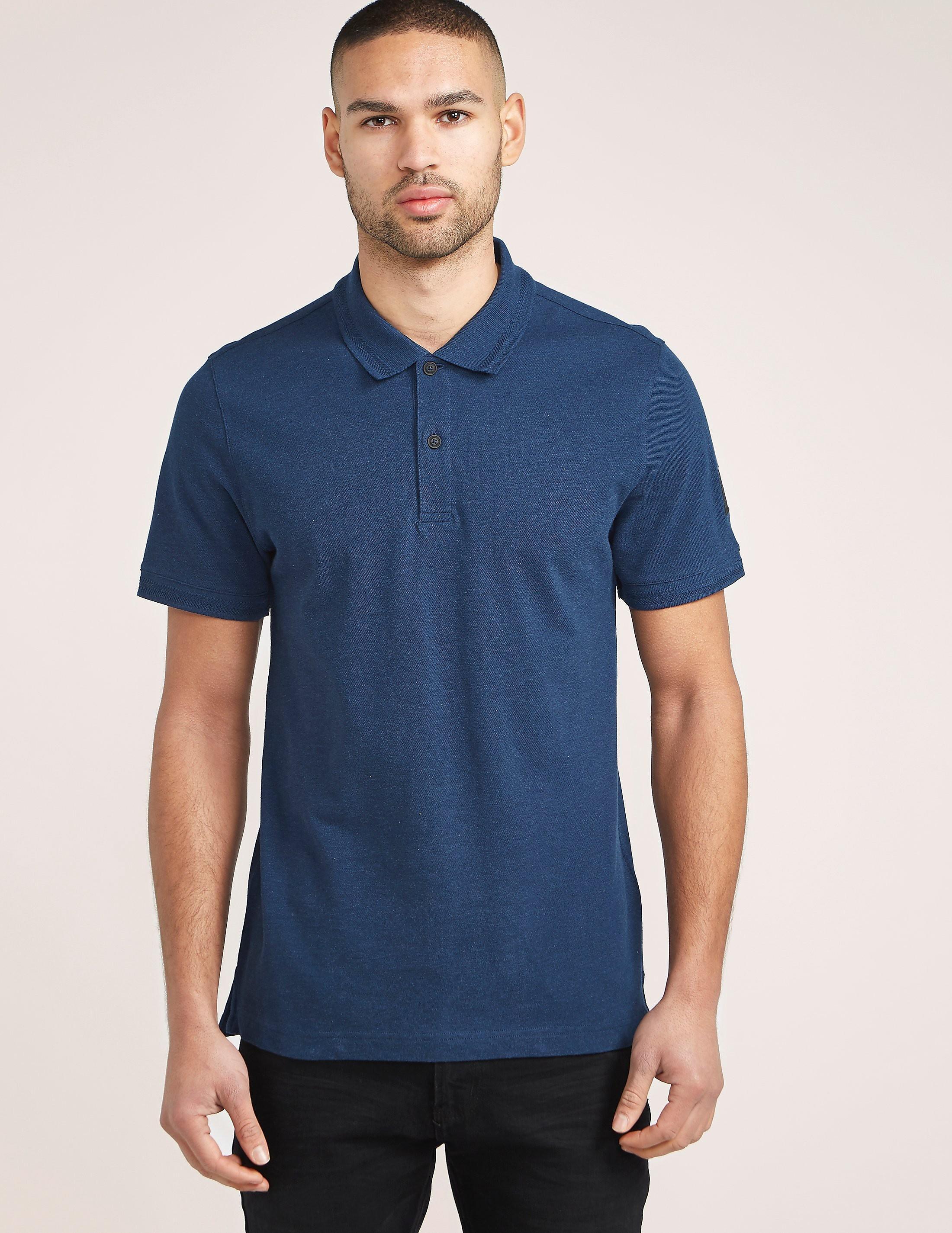 Belstaff Granard Pique Polo Shirt