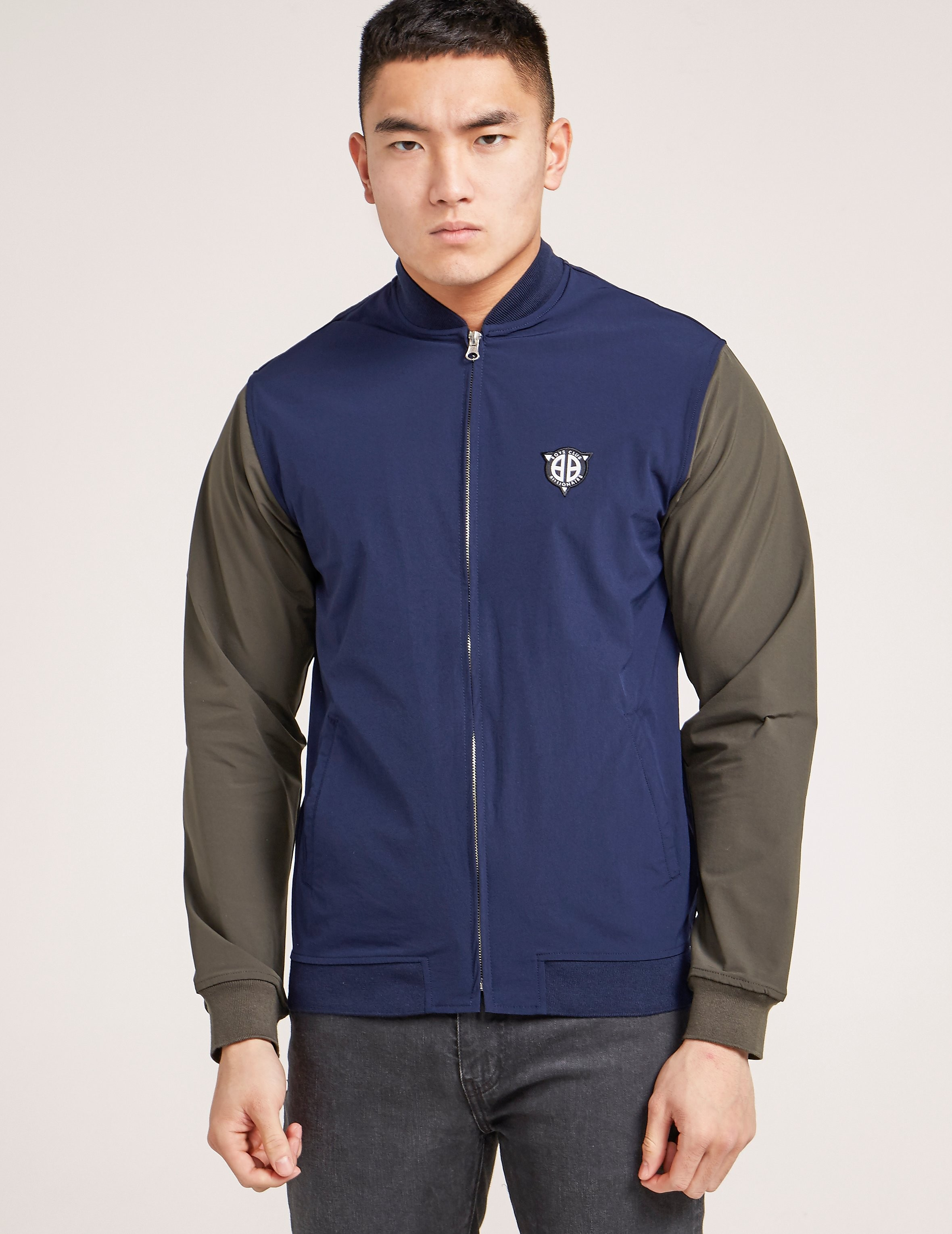 Billionaire Boys Club Flight Patch Bomber Jacket