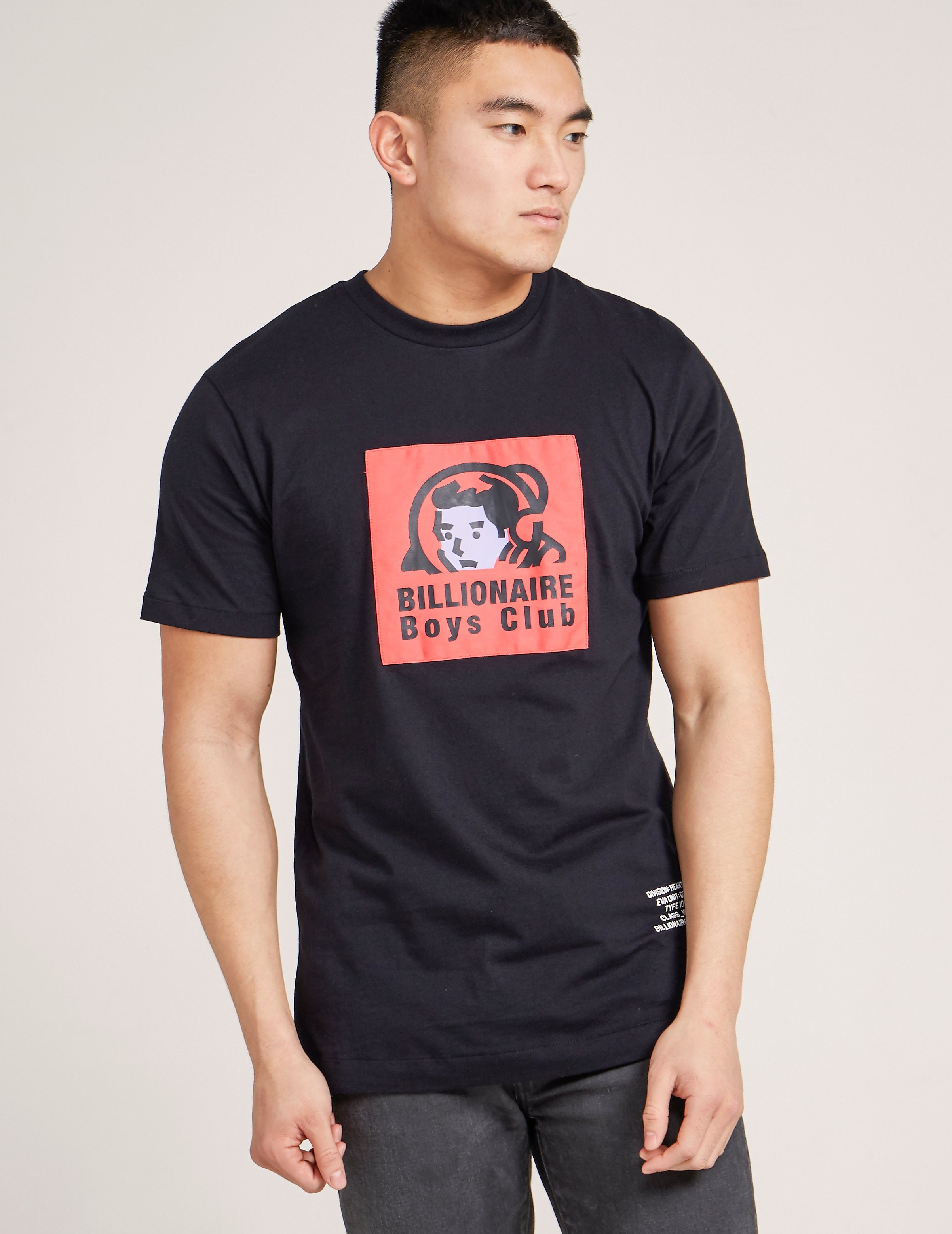 Billionaire Boys Club Eva Patch Short Sleeve T-Shirt