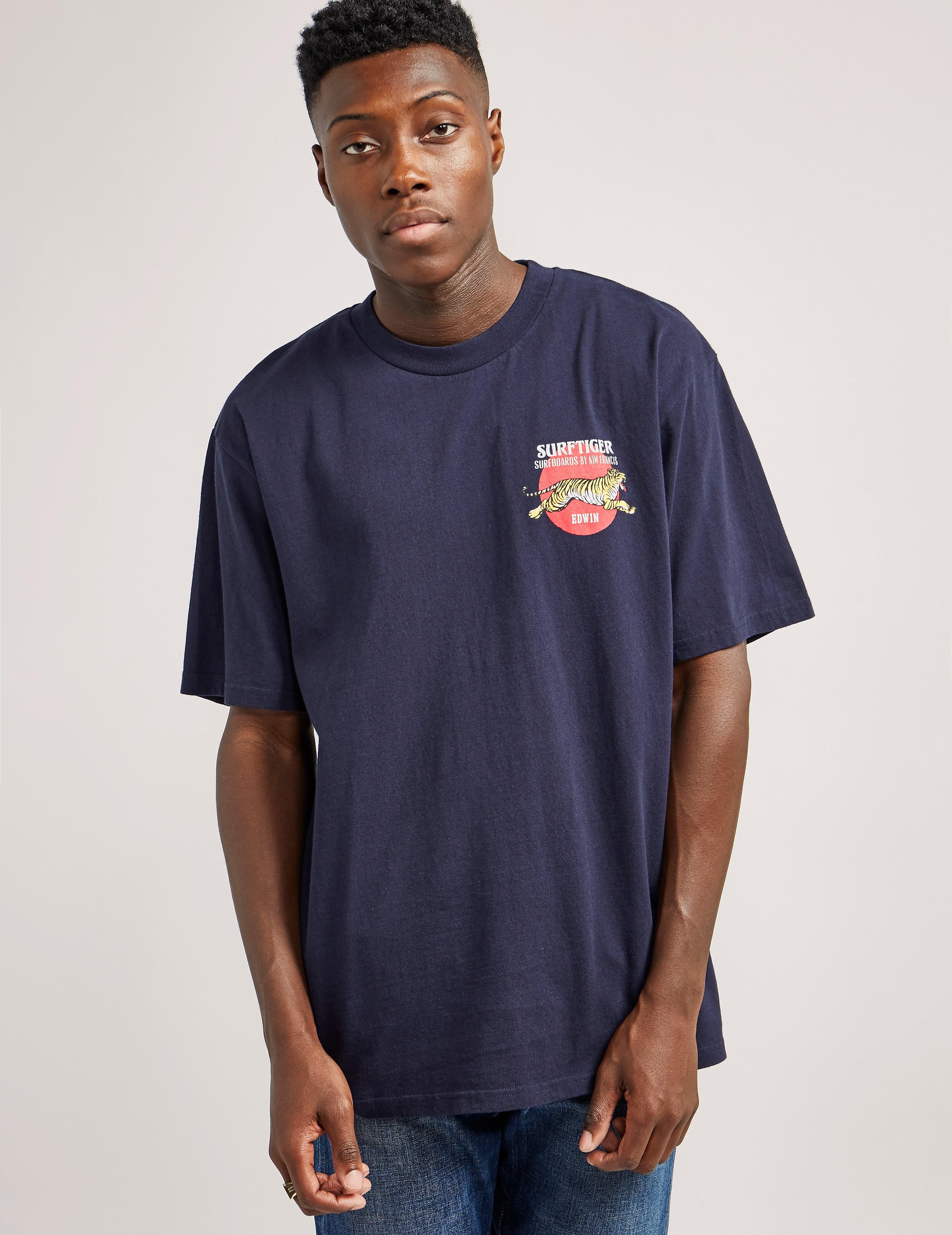 Edwin Malibu Suftiger Short Sleeve T-Shirt