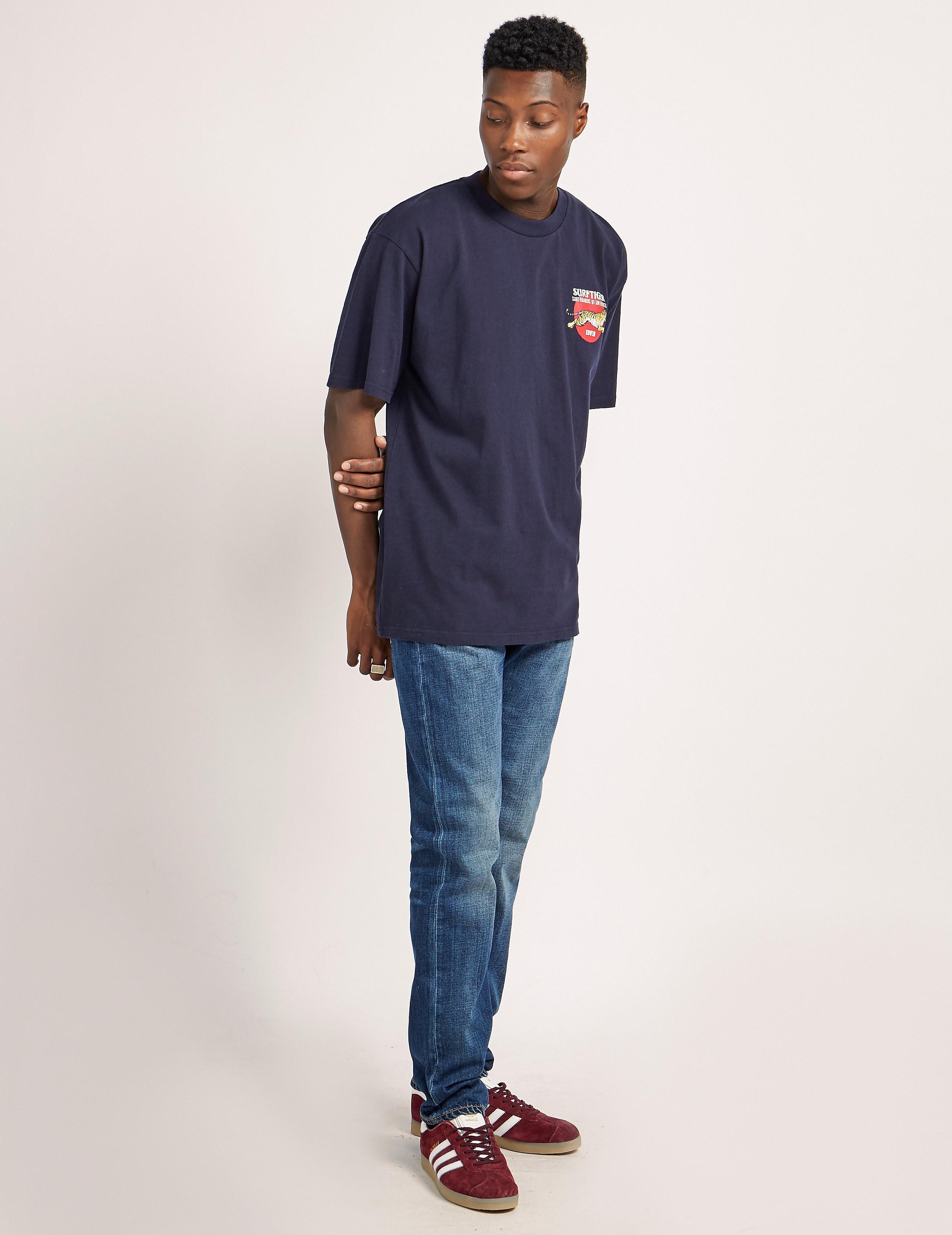 Edwin Malibu Suftiger T-Shirt