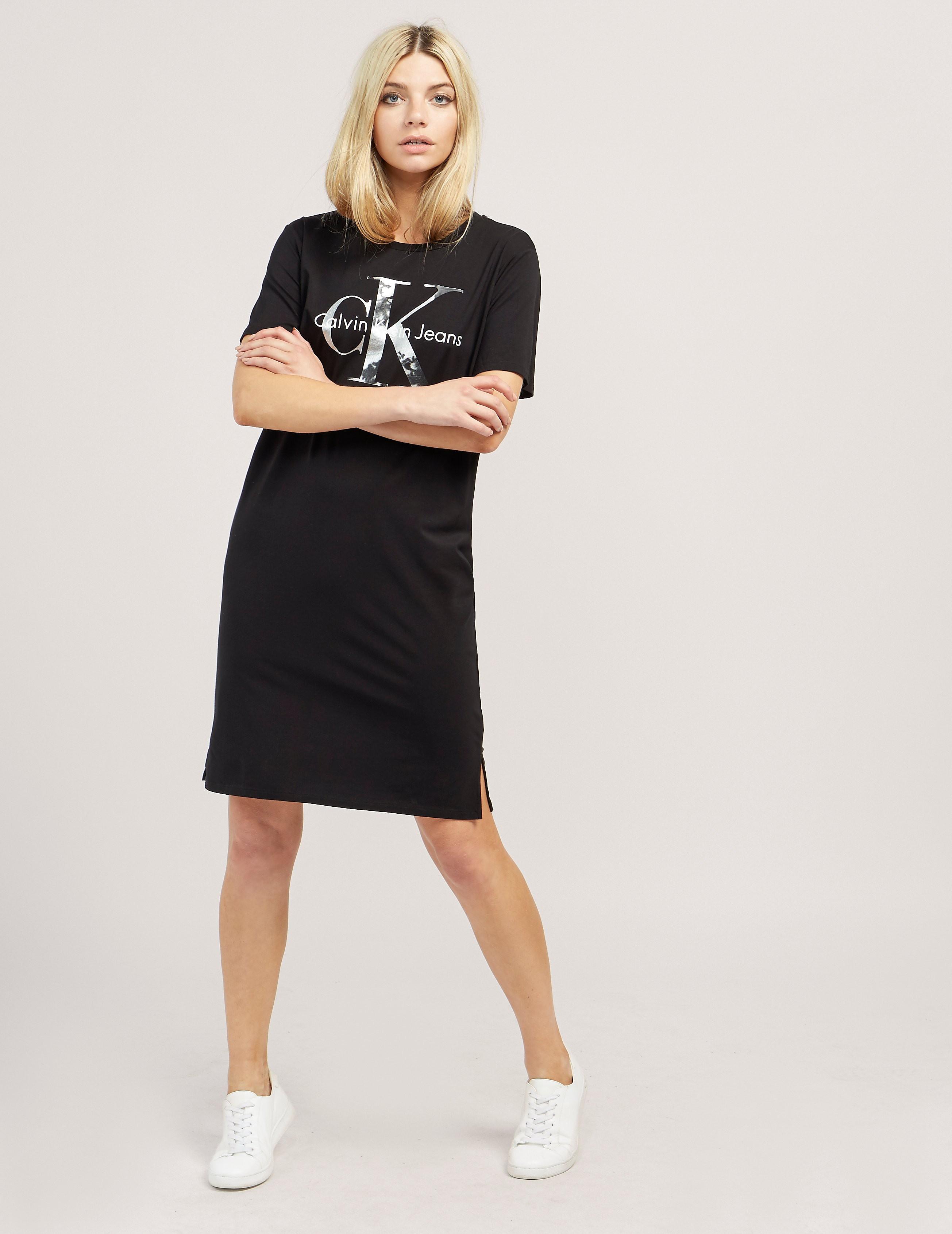 Calvin Klein Dakota Icon T-shirt Dress