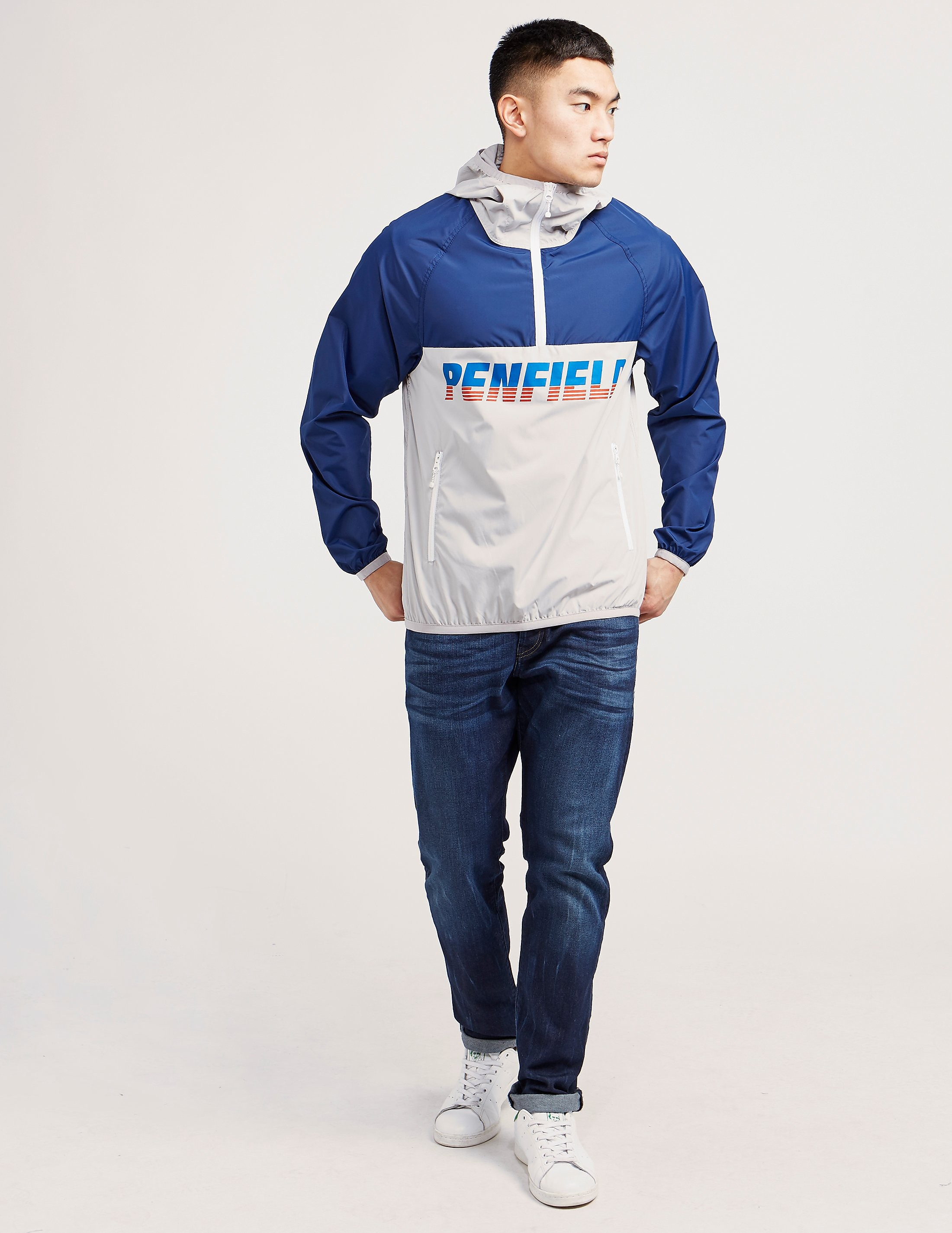 Penfield Lightweight Block Jacket