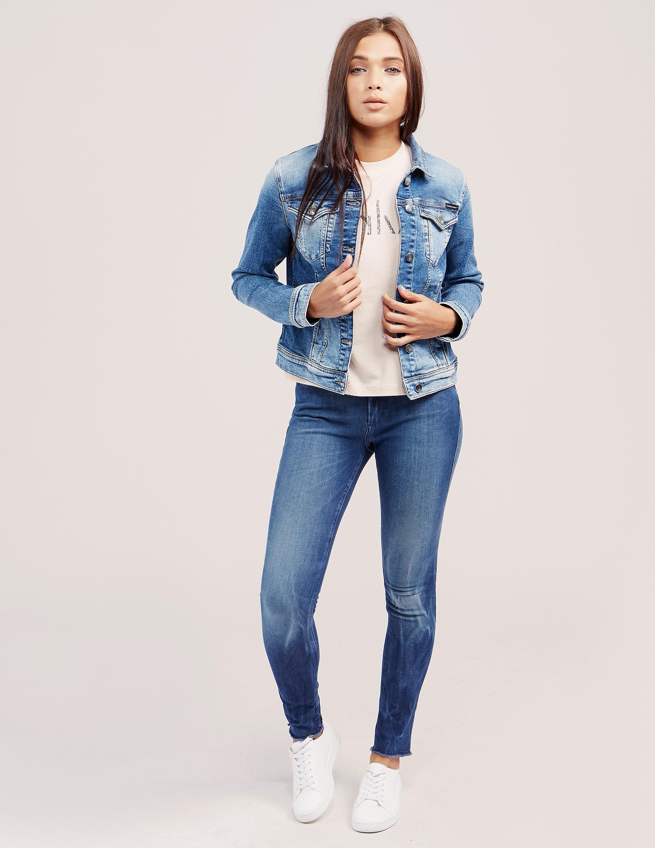 Calvin Klein Jet Trucker Denim Jacket - Online Exclusive