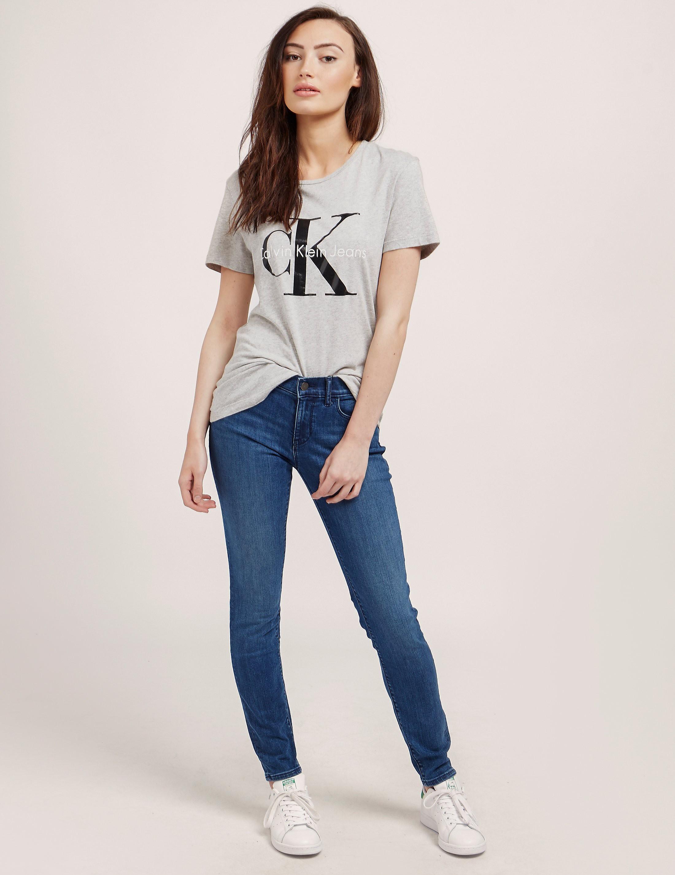 Calvin Klein Skinny Wonder Jeans