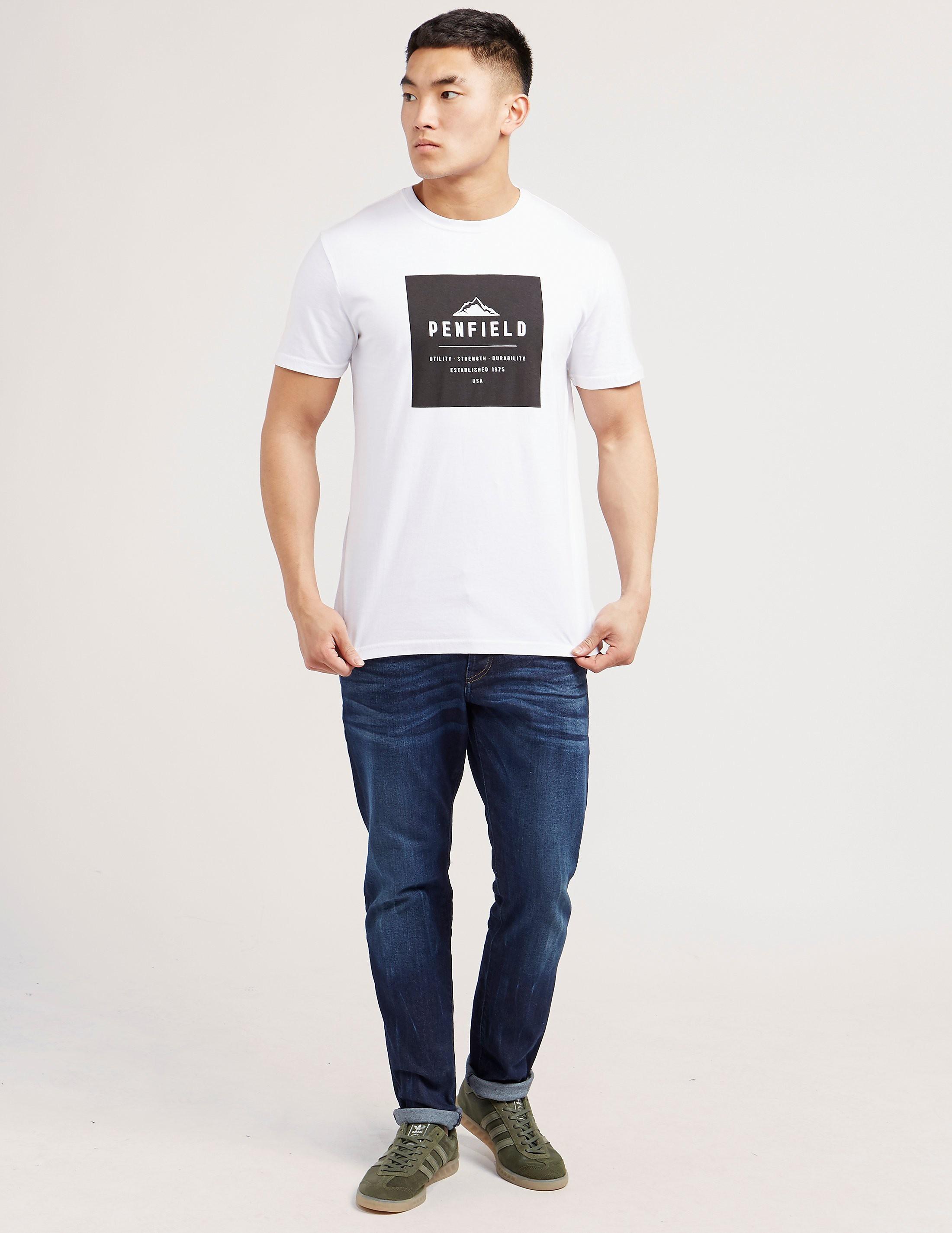 Penfield Kemp Print Short Sleeve T-Shirt