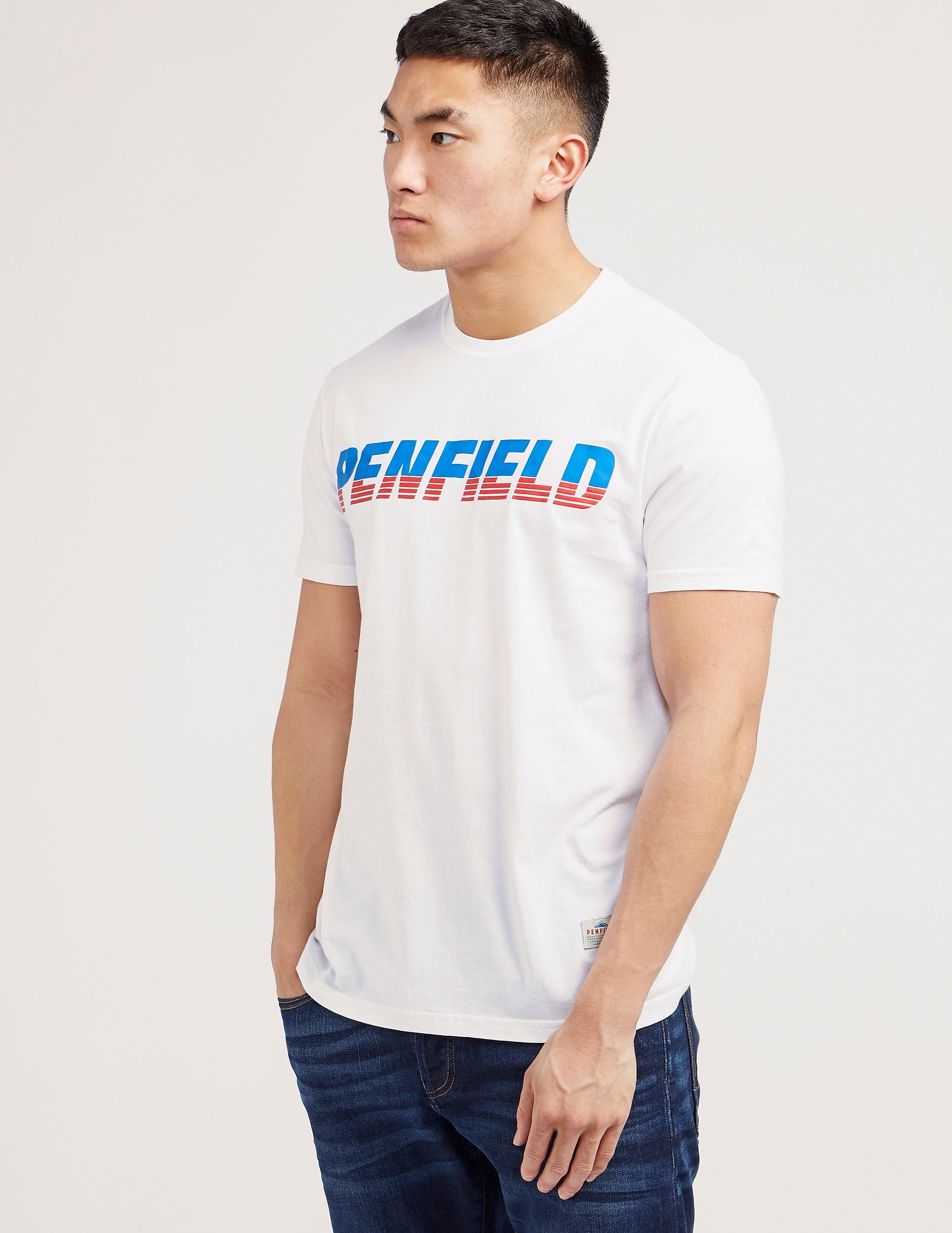 Penfield Montoya Logo Short Sleeve T-Shirt