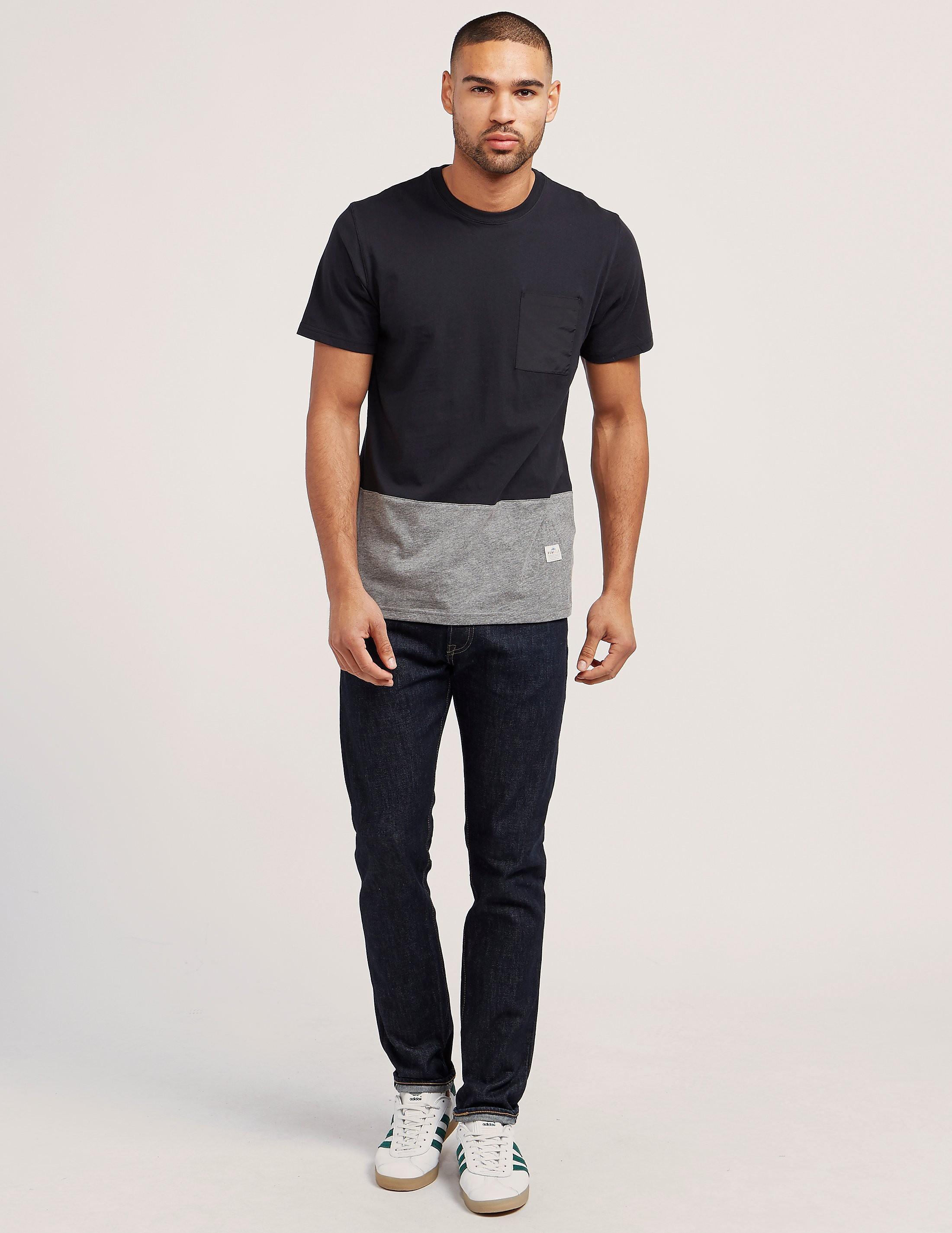 Penfield Sanders Block Short Sleeve T-Shirt