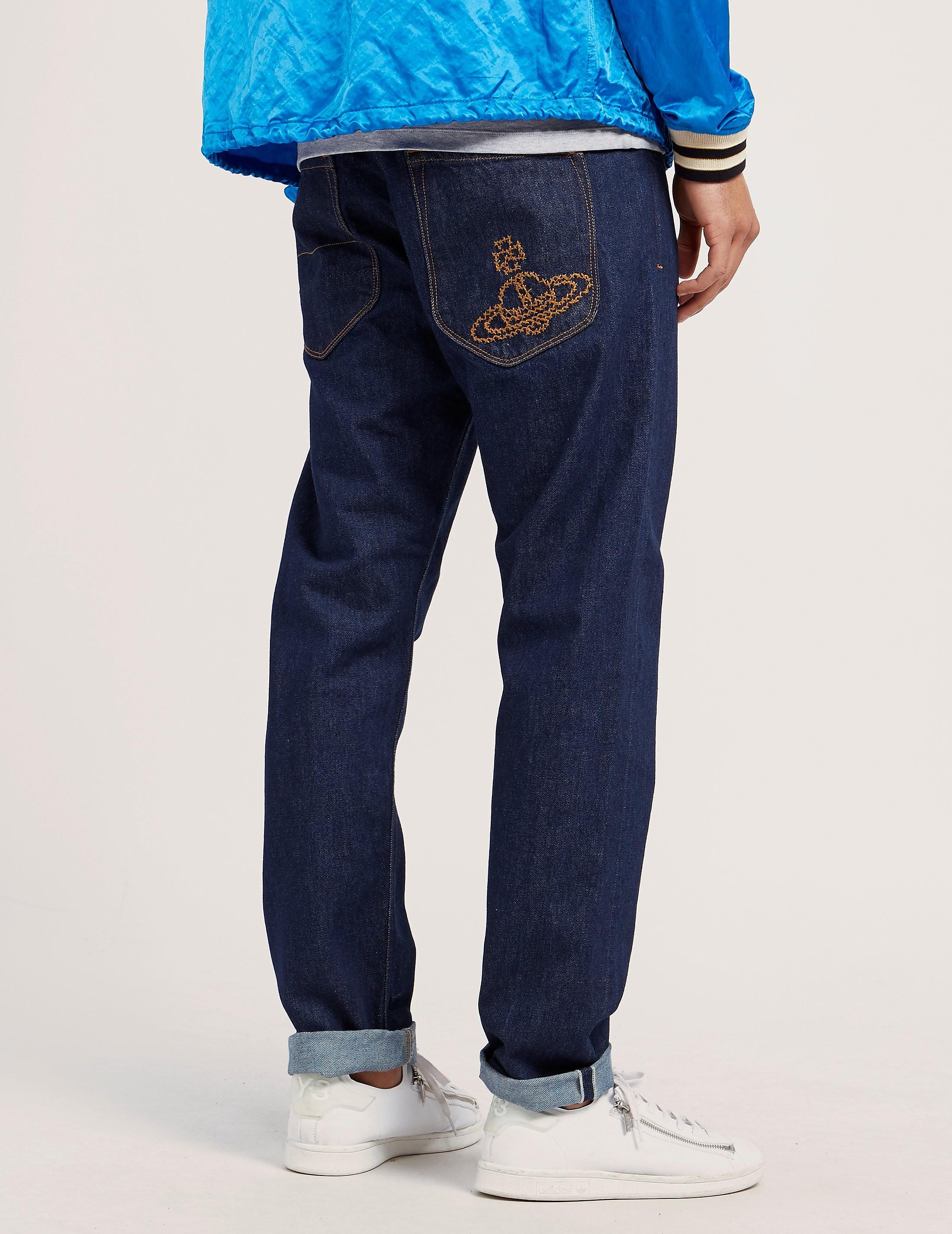 Vivienne Westwood Angmomania Johnstone Jeans