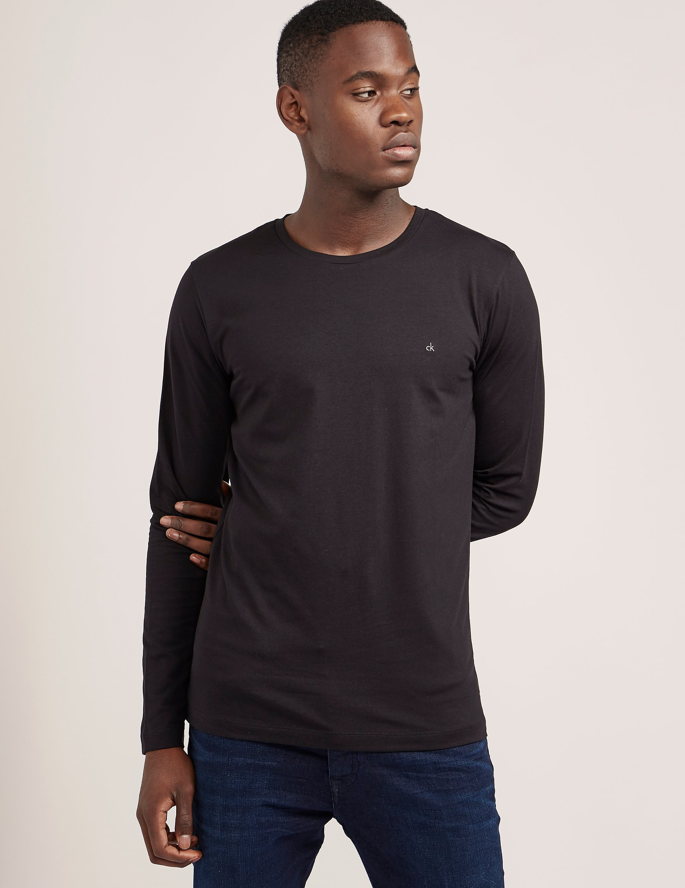 Calvin Klein Bucky Long Sleeve T-Shirt