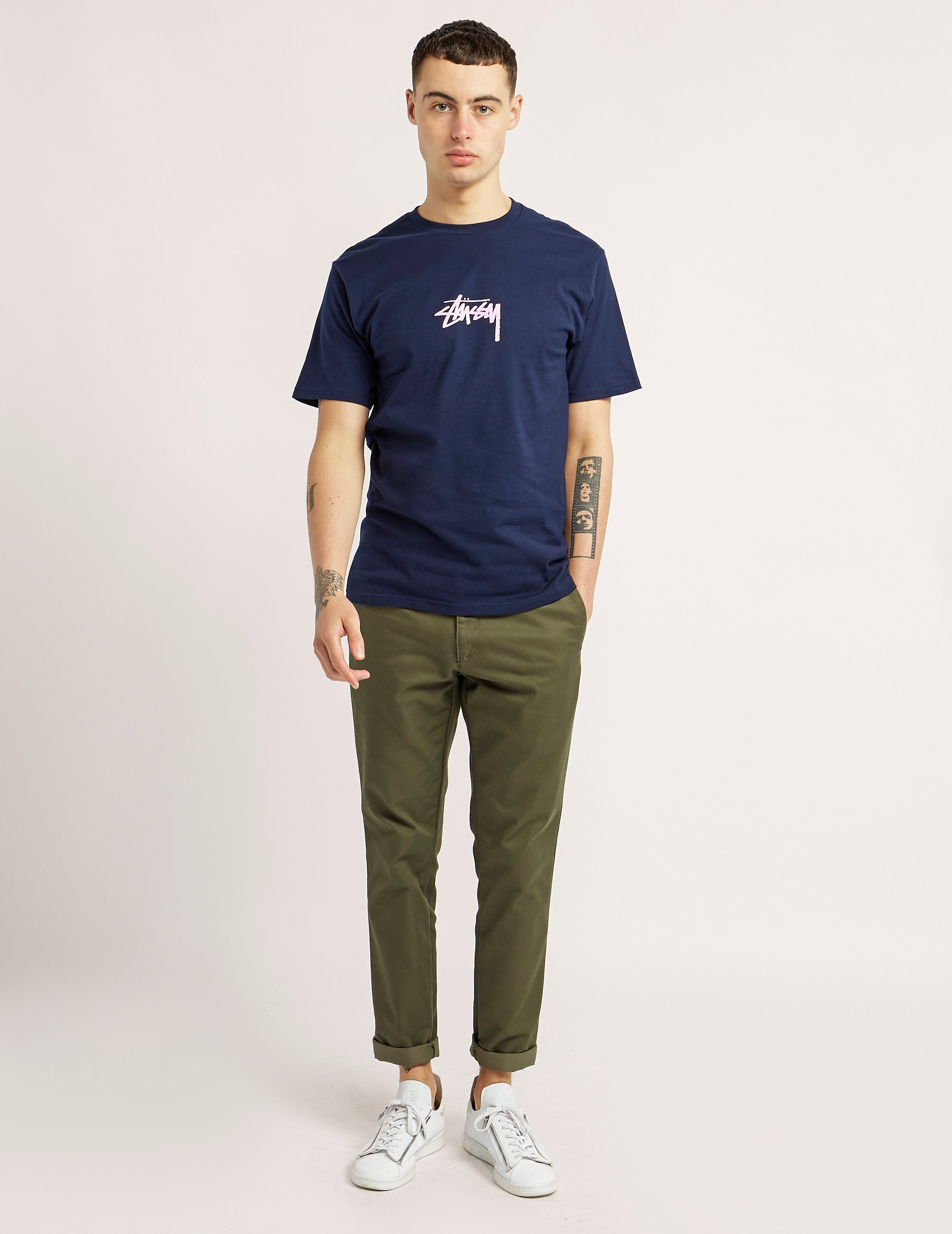 Stussy Stock Short Sleeve T-Shirt