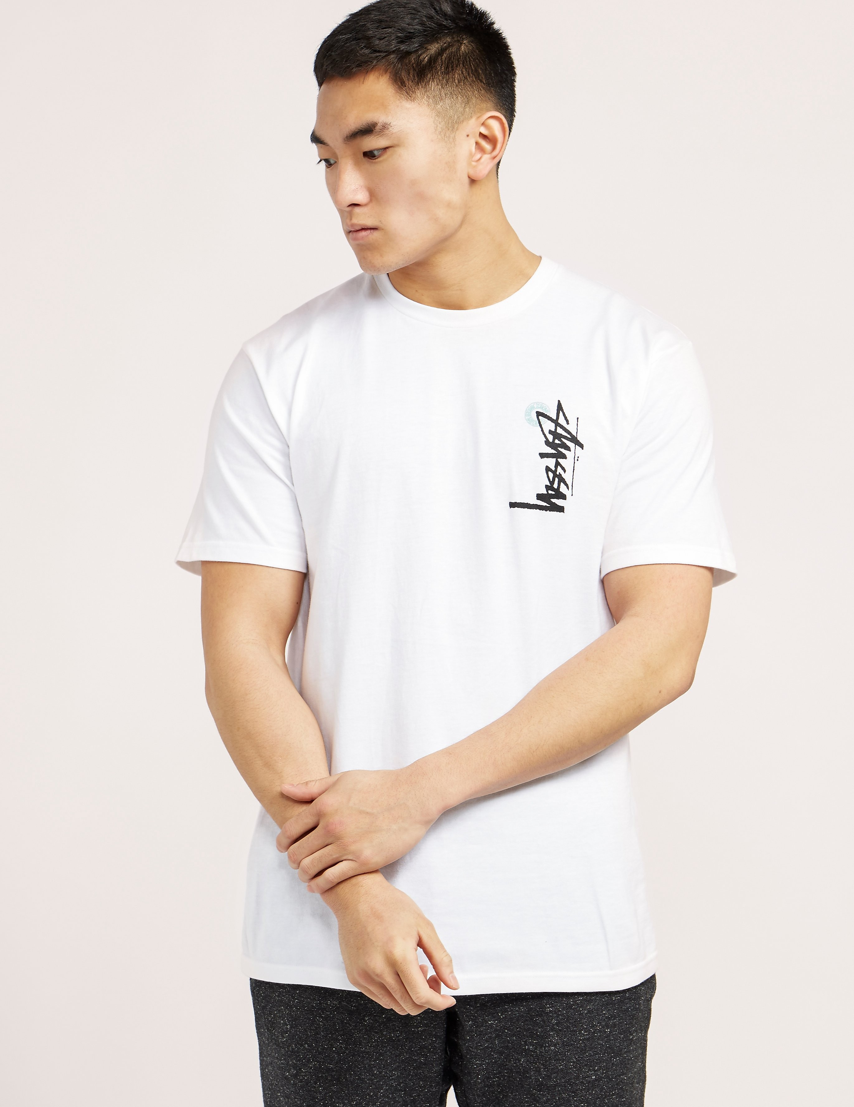 Stussy Buana Stock Short Sleeve T-Shirt