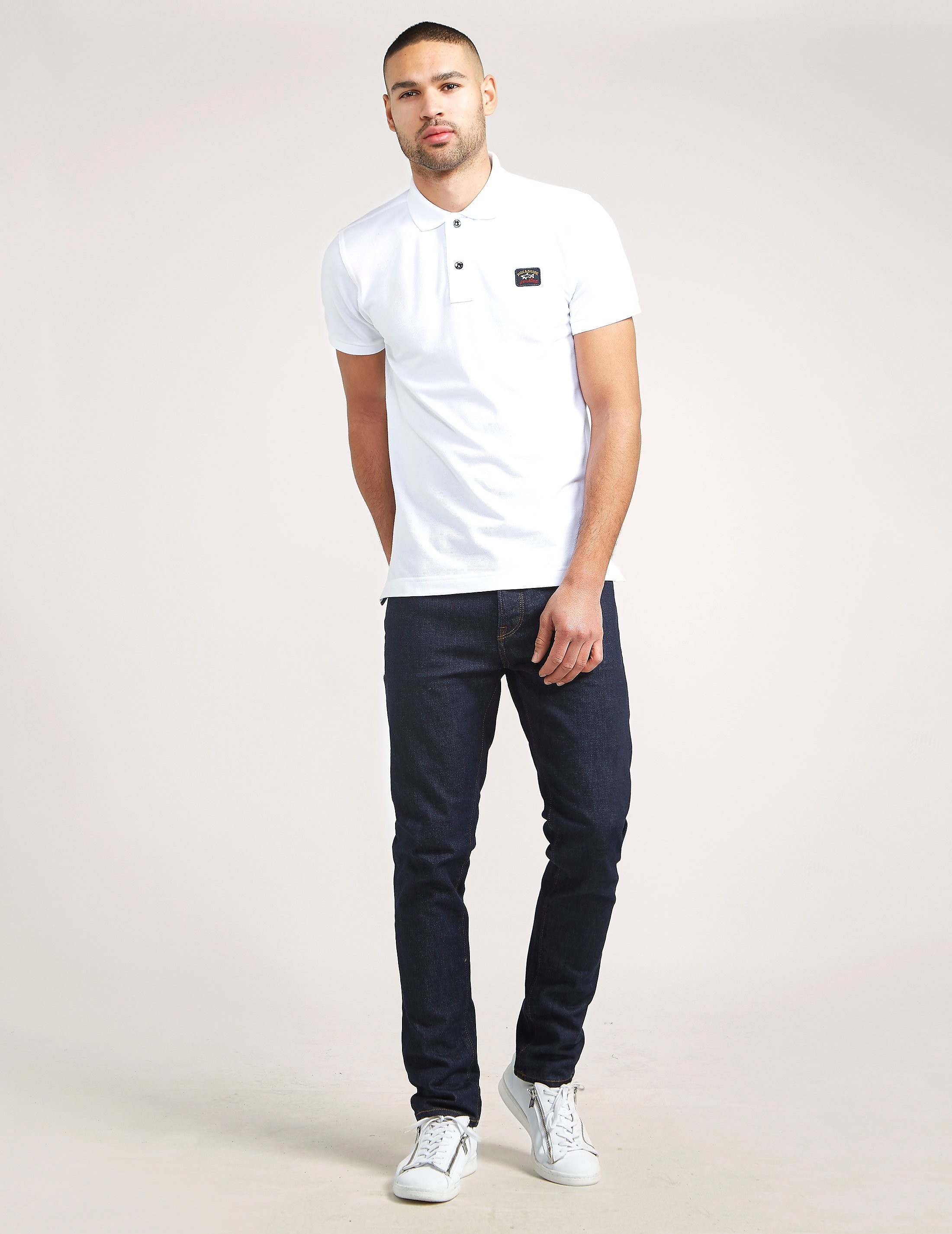Paul and Shark Pique Polo Shirt