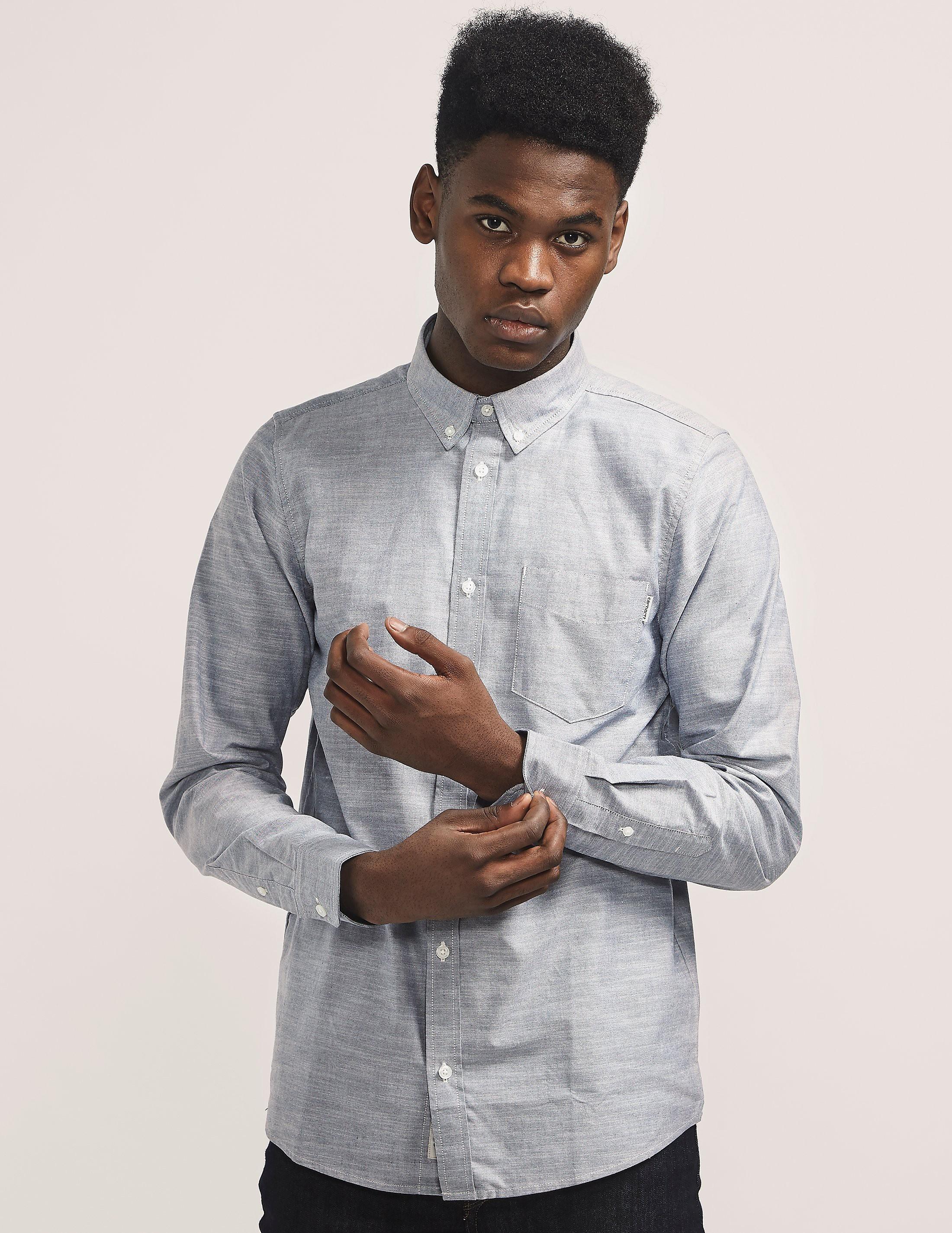 Carhartt WIP Roger Oxford Shirt