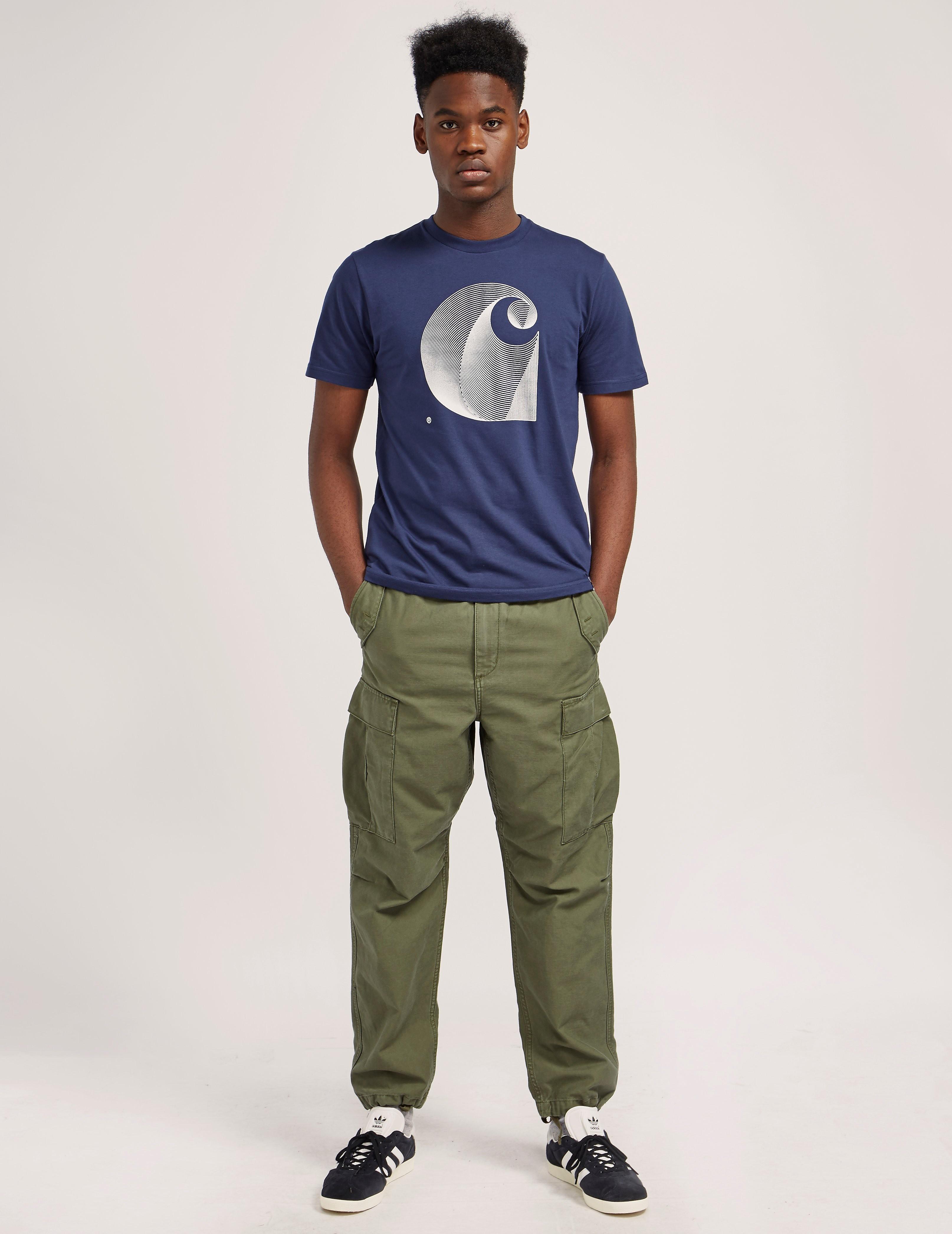 Carhartt WIP Dimensions Short Sleeve T-Shirt