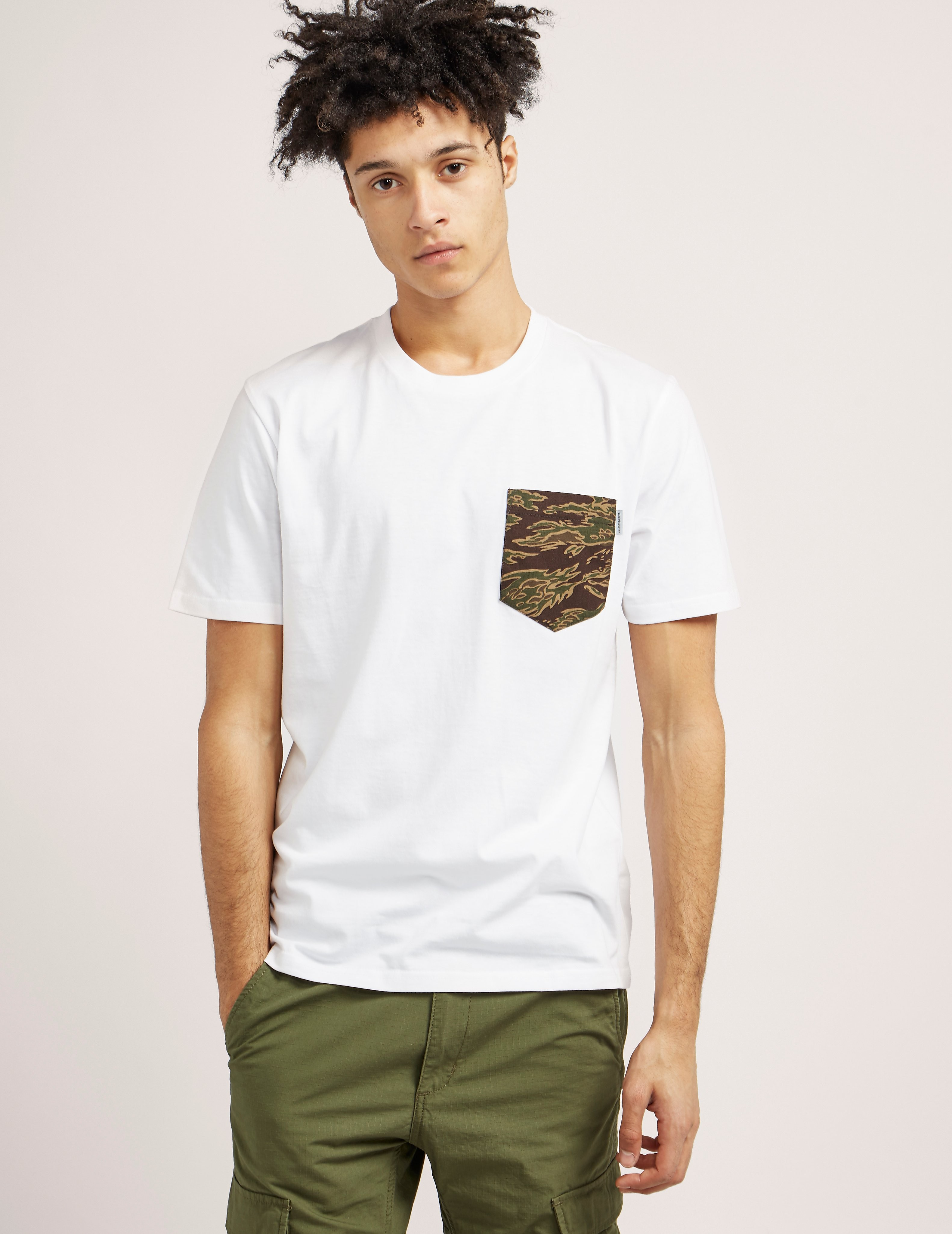 Carhartt WIP Lester Pocket Short Sleeve T-Shirt