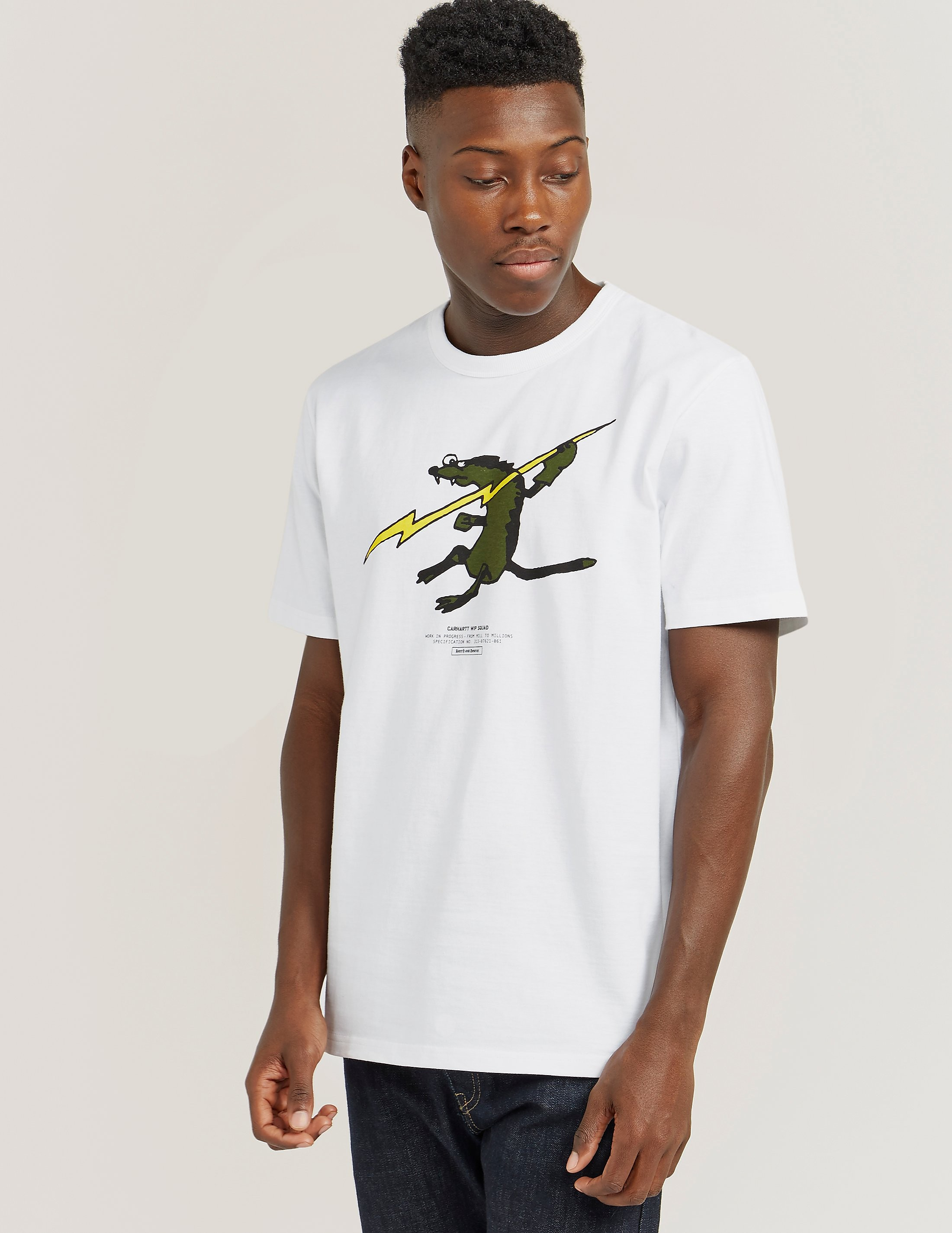 Carhartt WIP Squad Opossum Short Sleeve T-Shirt