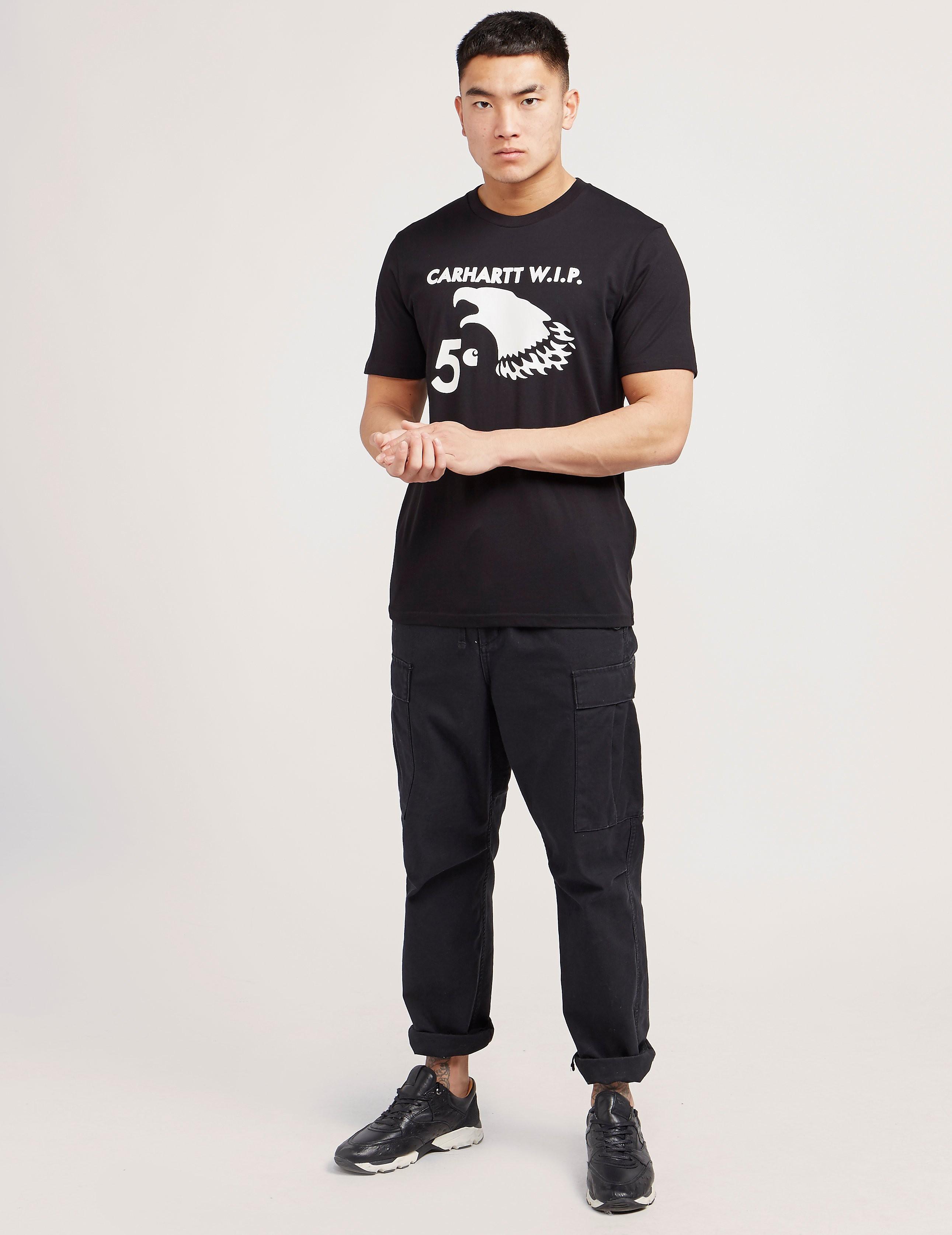Carhartt WIP Cent Eagle Short Sleeve T-Shirt