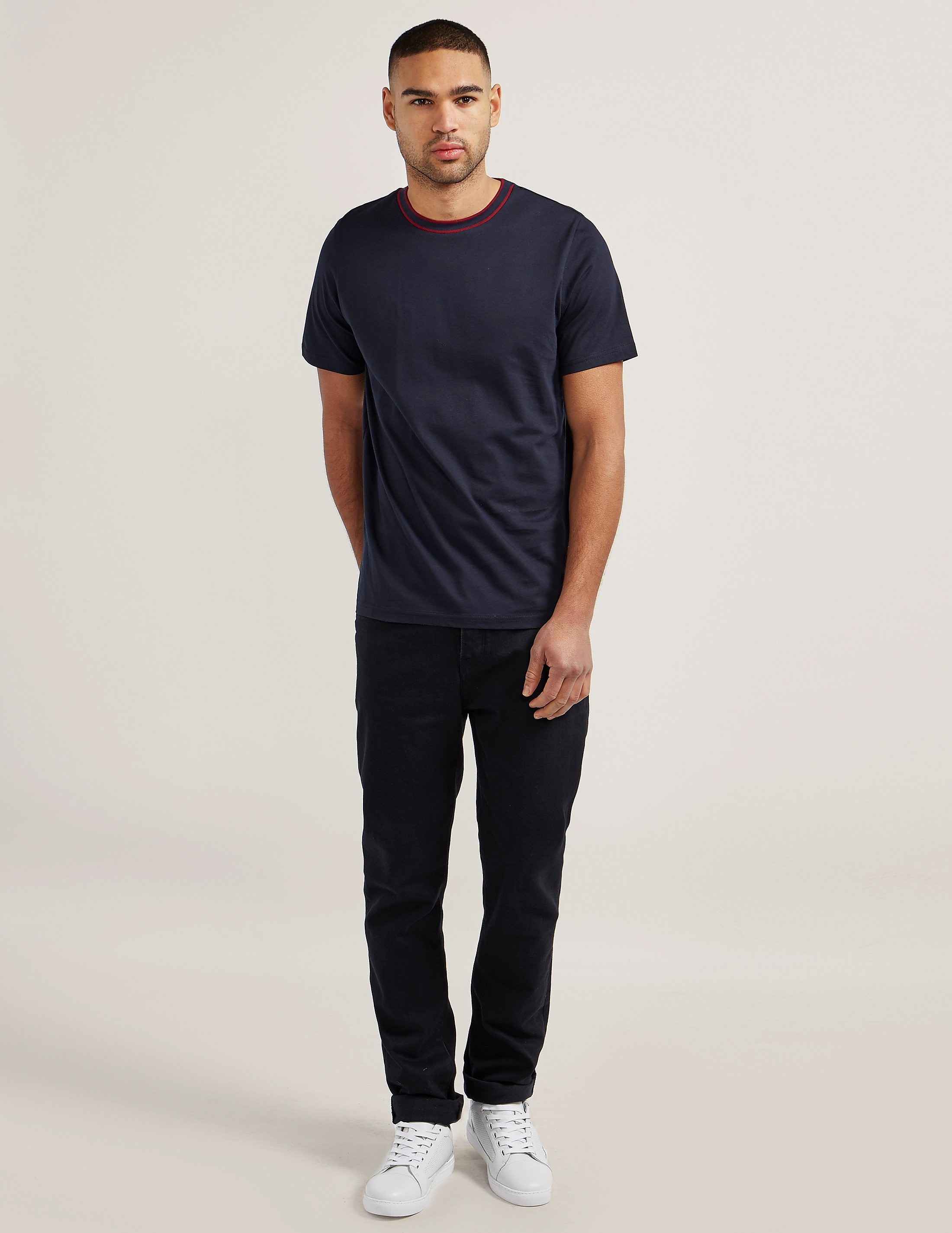 Paul Smith Pima Stripe T-Shirt