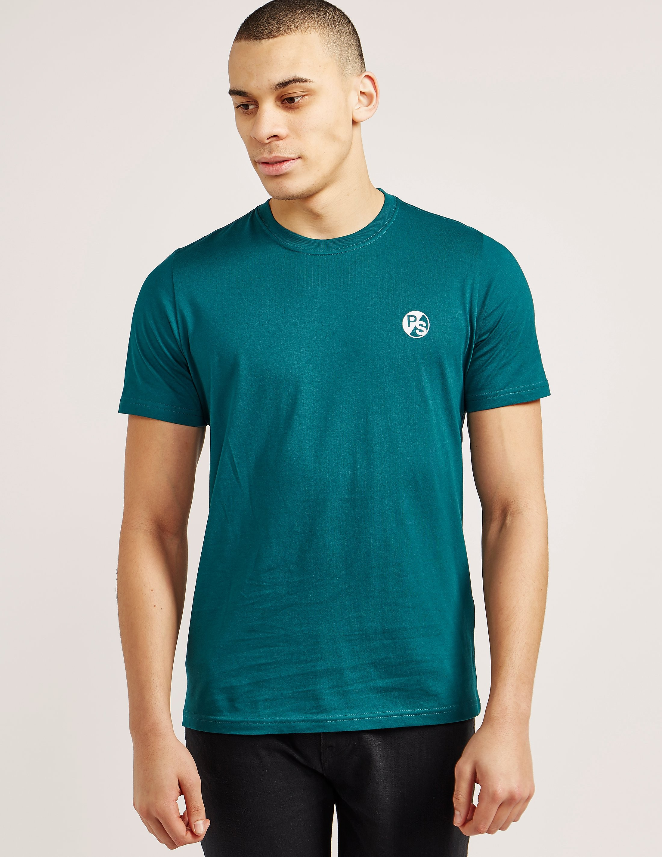 Paul Smith Flocked Logo T-Shirt
