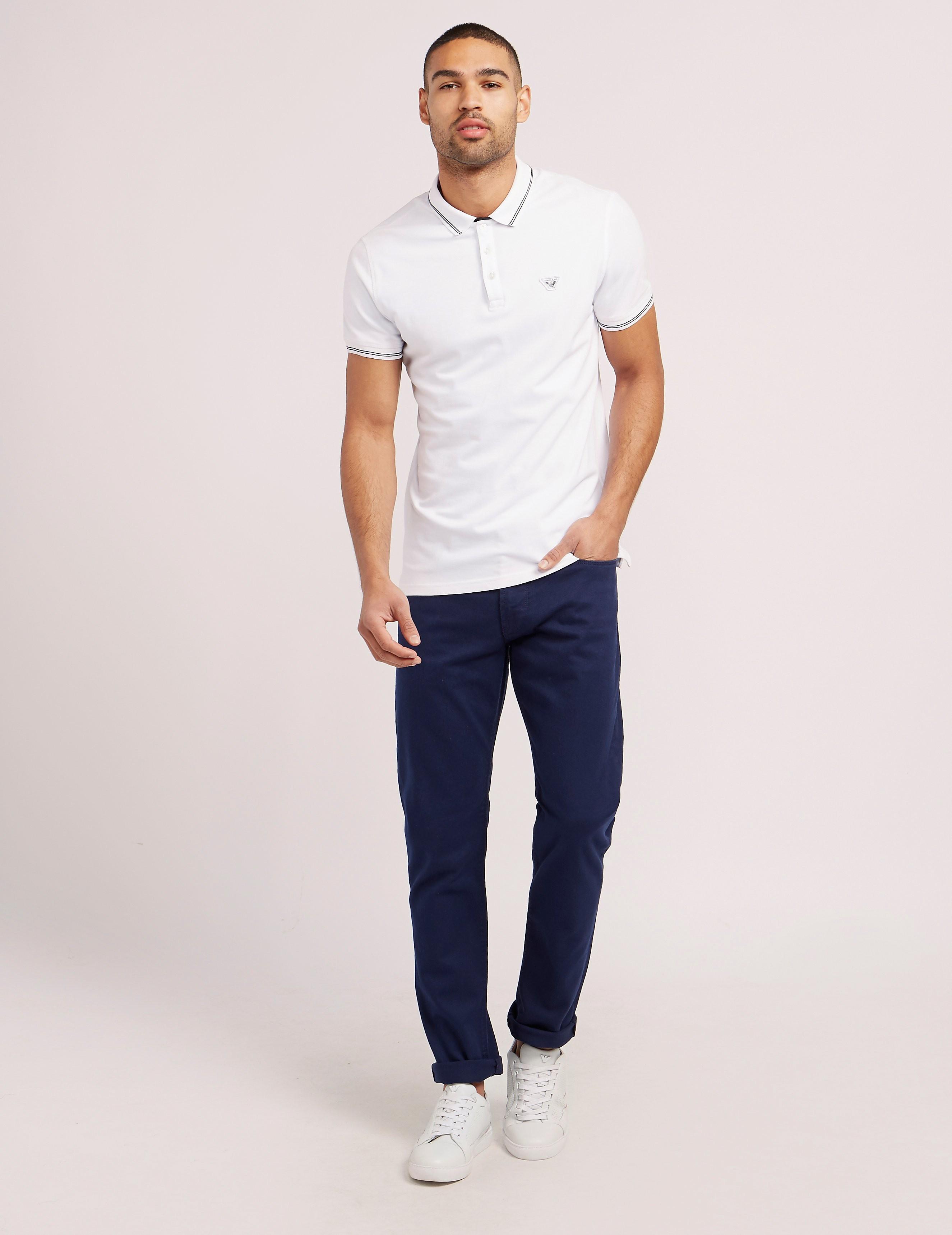 Armani Jeans J06 Slim Fit Jeans