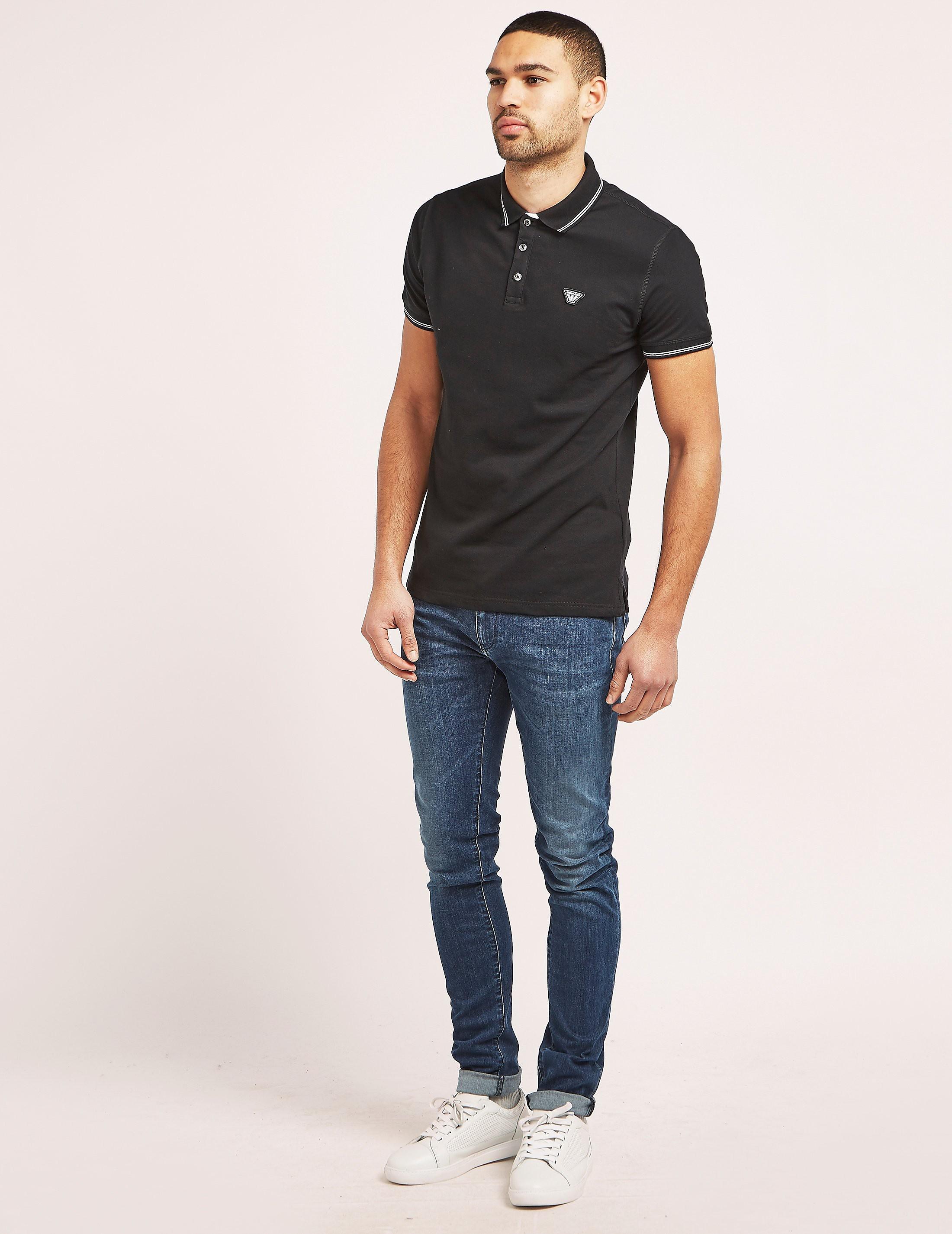 Armani Jeans J10 Super Slim Jeans