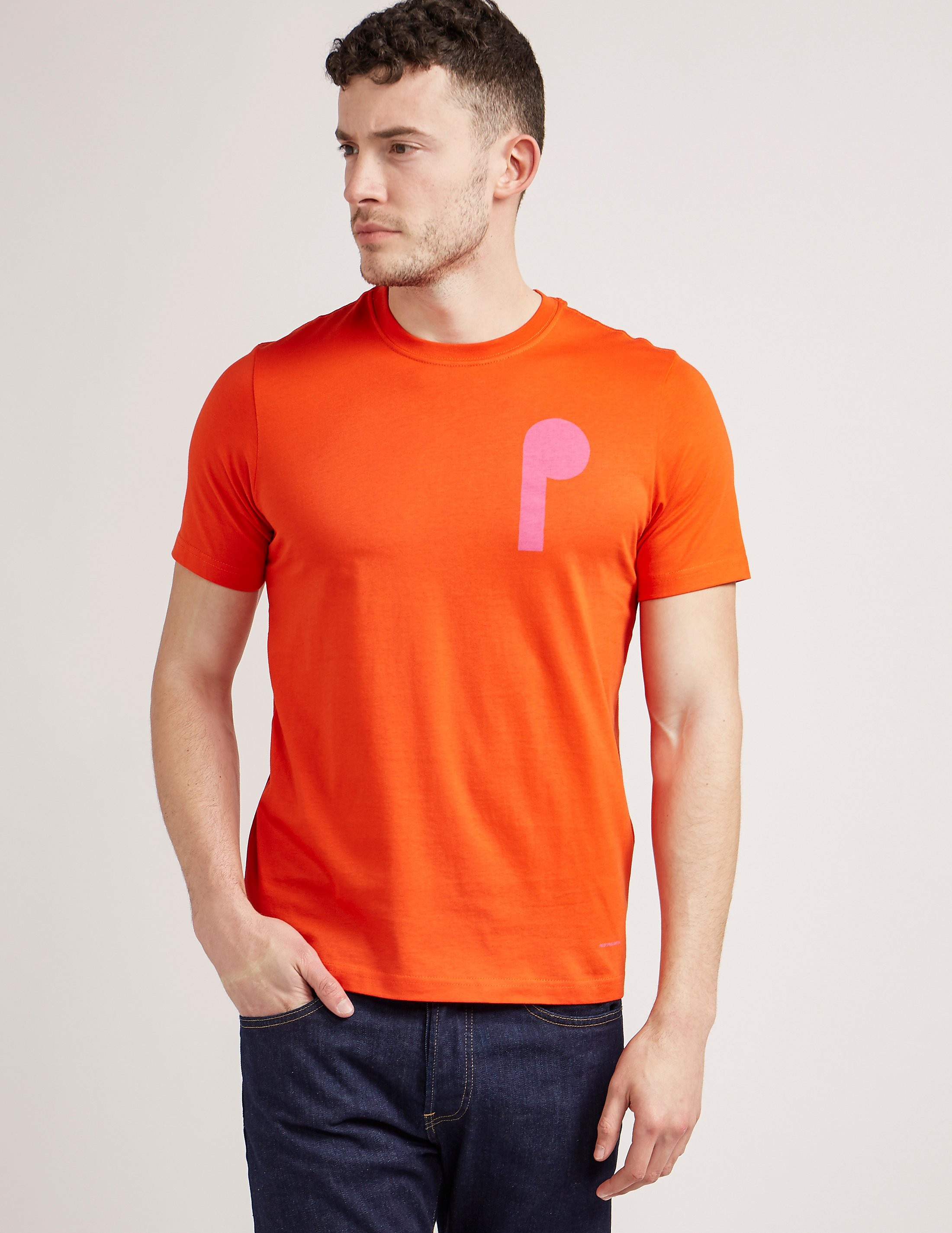 Paul Smith Short Sleeve Print T-Shirt