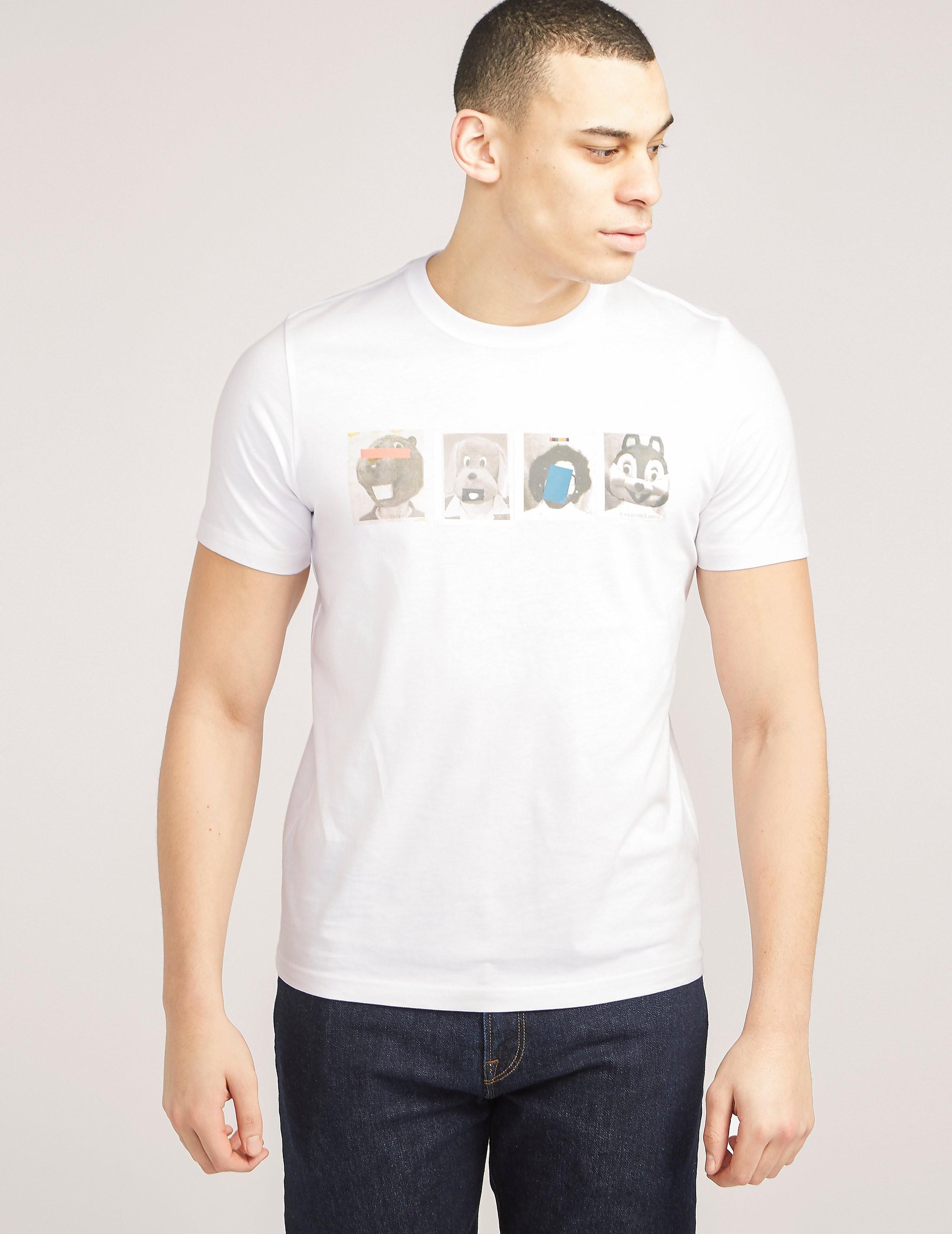 Paul Smith Mascots Print T-Shirt