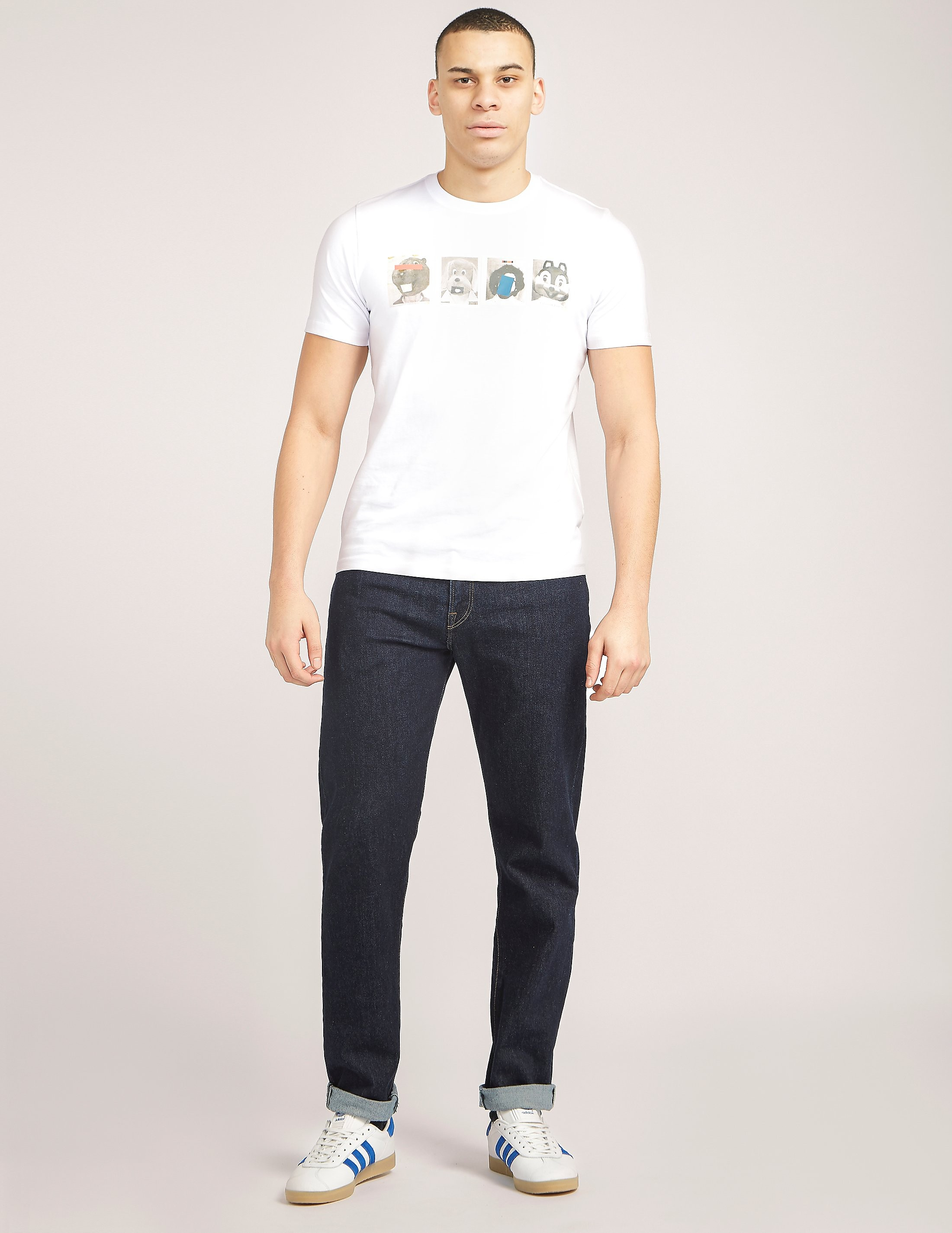 Paul Smith Mascots Print T-Shirt