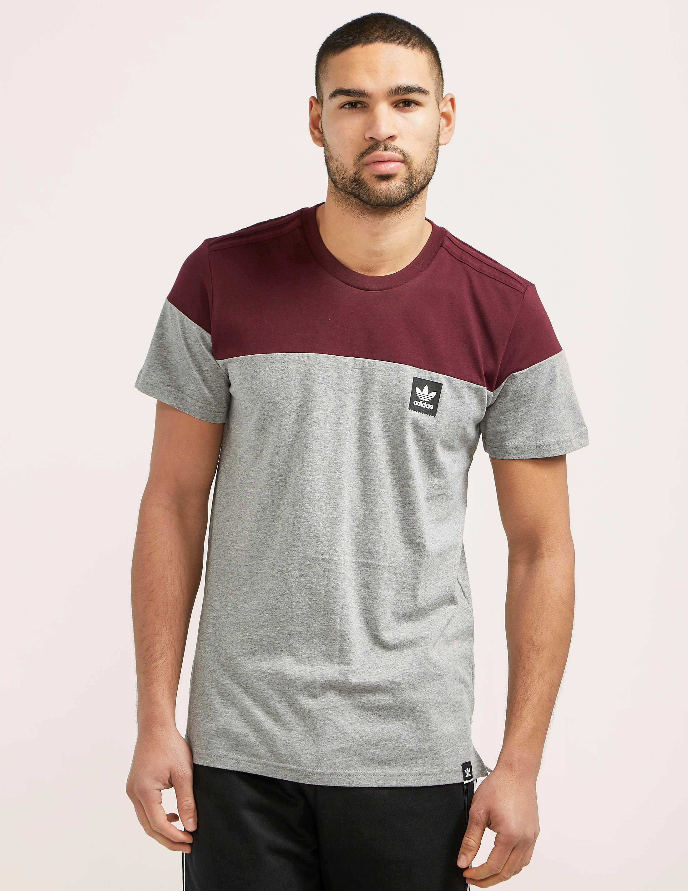 adidas Originals Blackbird Contrast T-Shirt