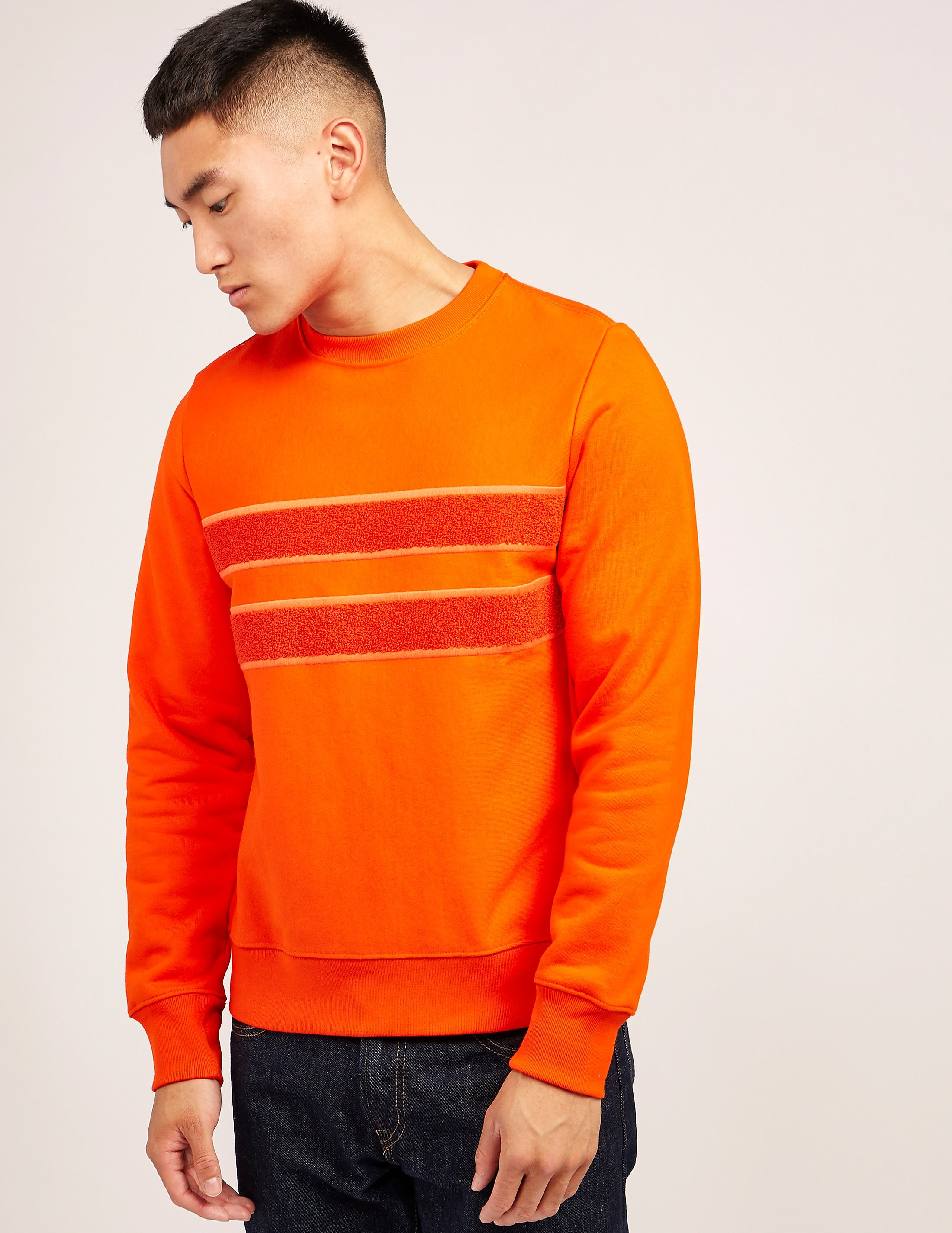 Paul Smith Bouncle Crew Neck Sweatshirt