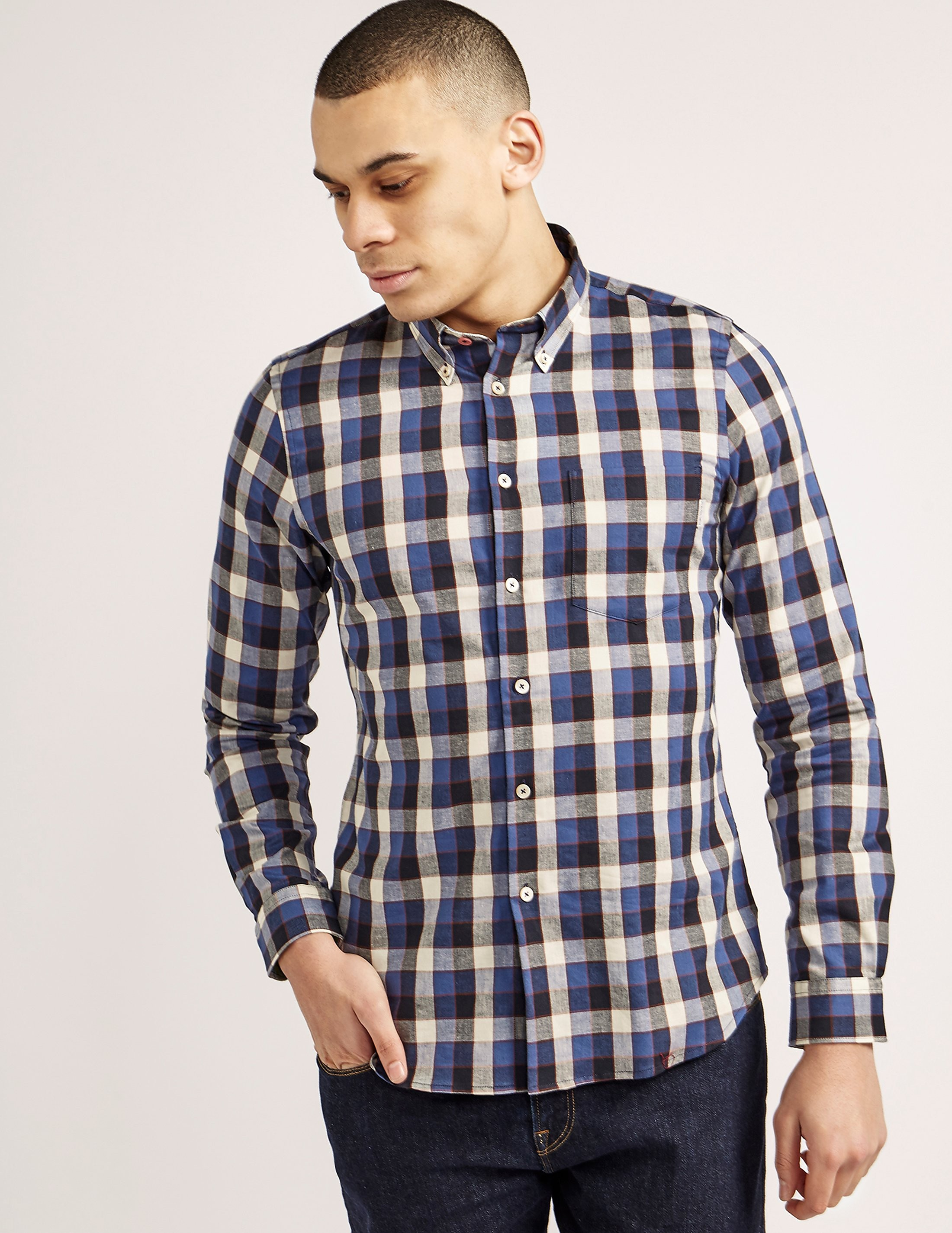 Paul Smith Plaid Shirt