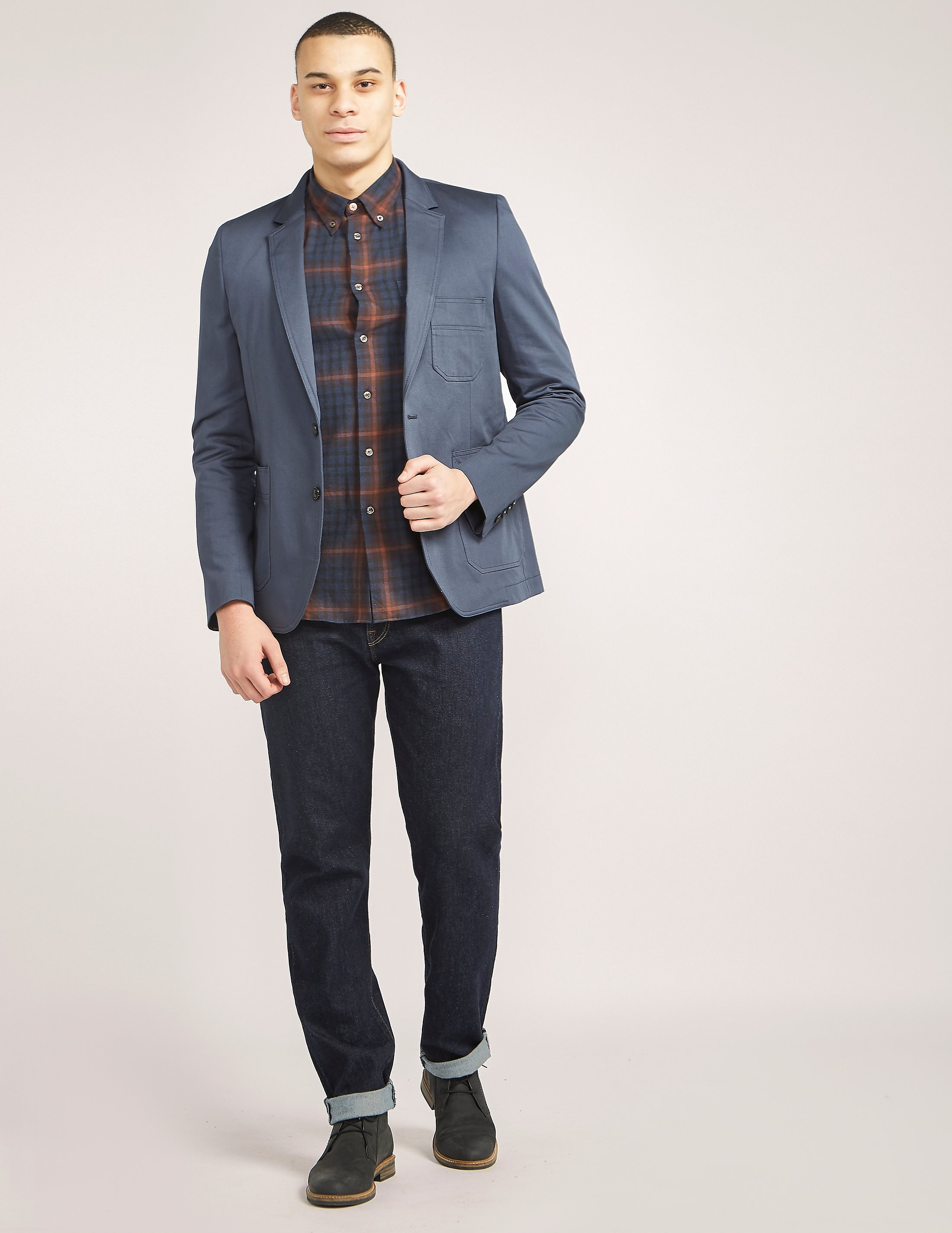 Paul Smith Patch Pocket Blazer