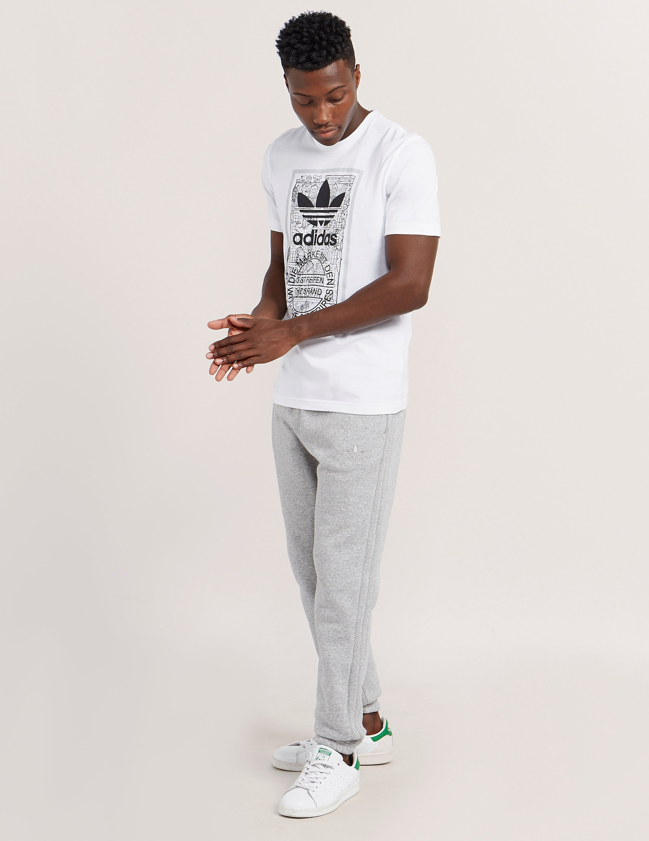 adidas Originals Graphic Short Sleeve T-Shirt