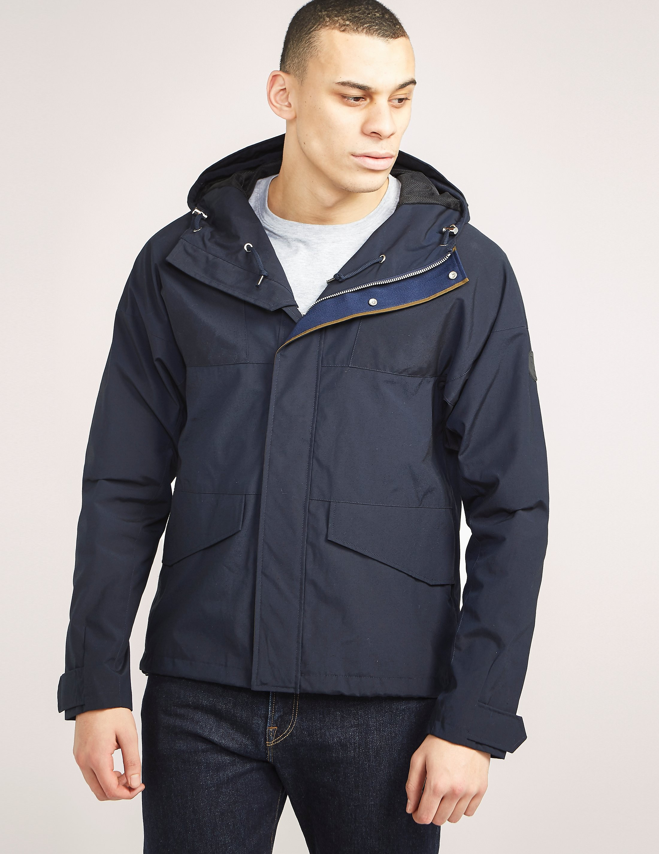 Paul Smith Polycotton Hooded Jacket