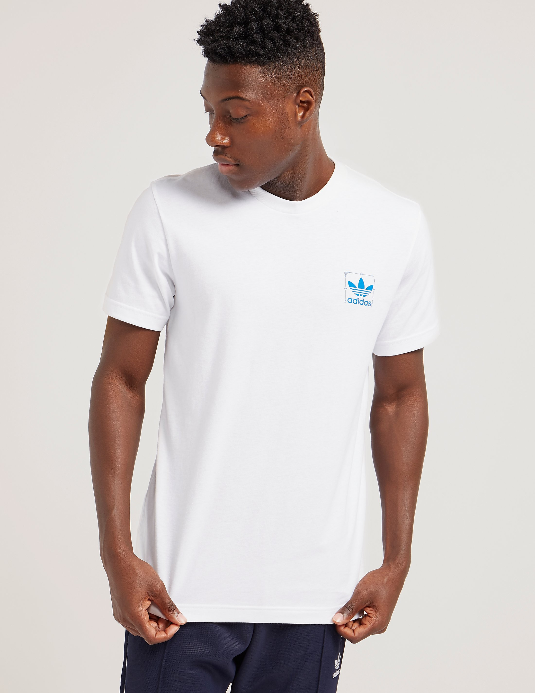 adidas Originals Scale Graphic Short Sleeve T-Shirt