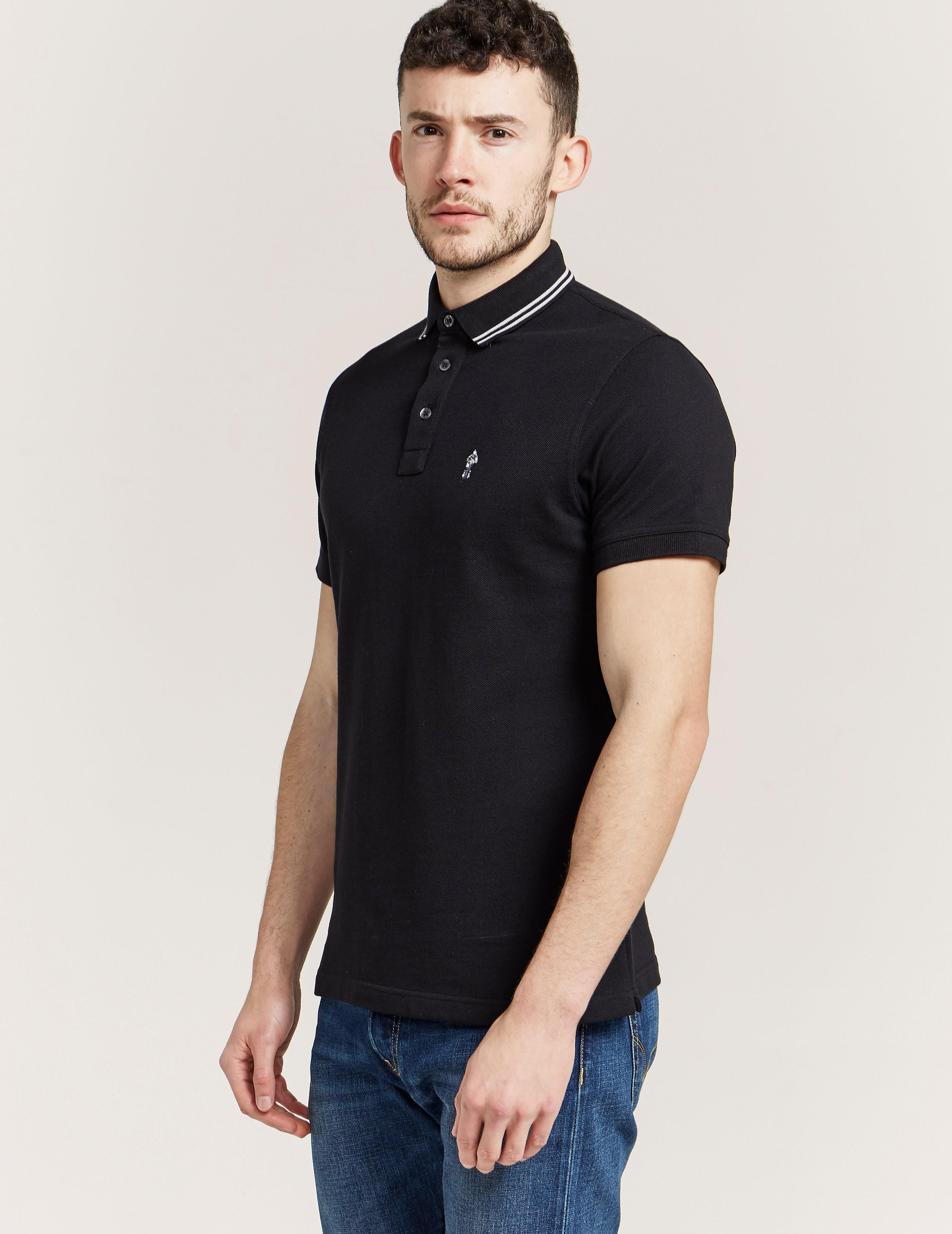 Barbour International Rickson Short Sleeve Polo Shirt