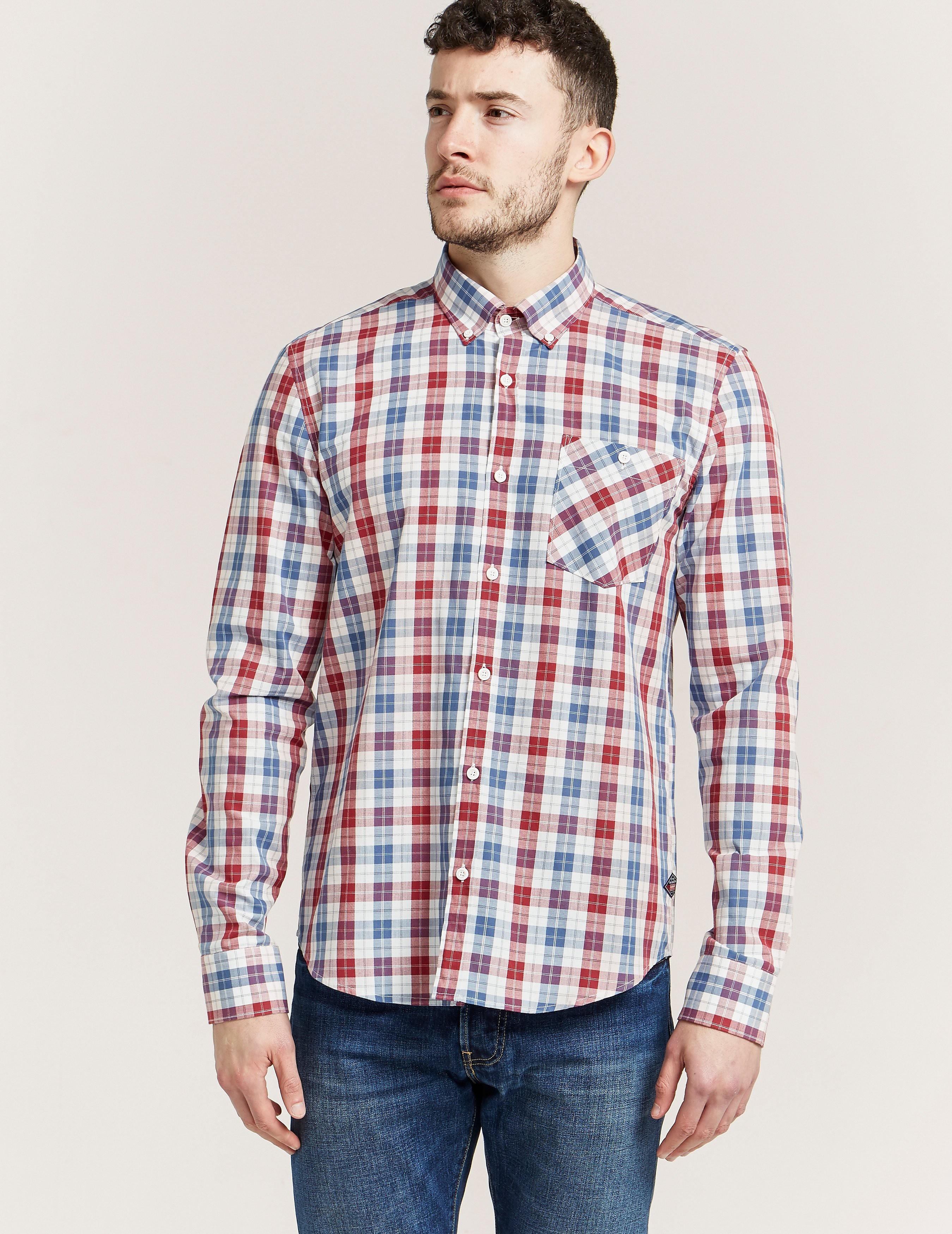 Barbour International Steve McQueen Indiana Shirt