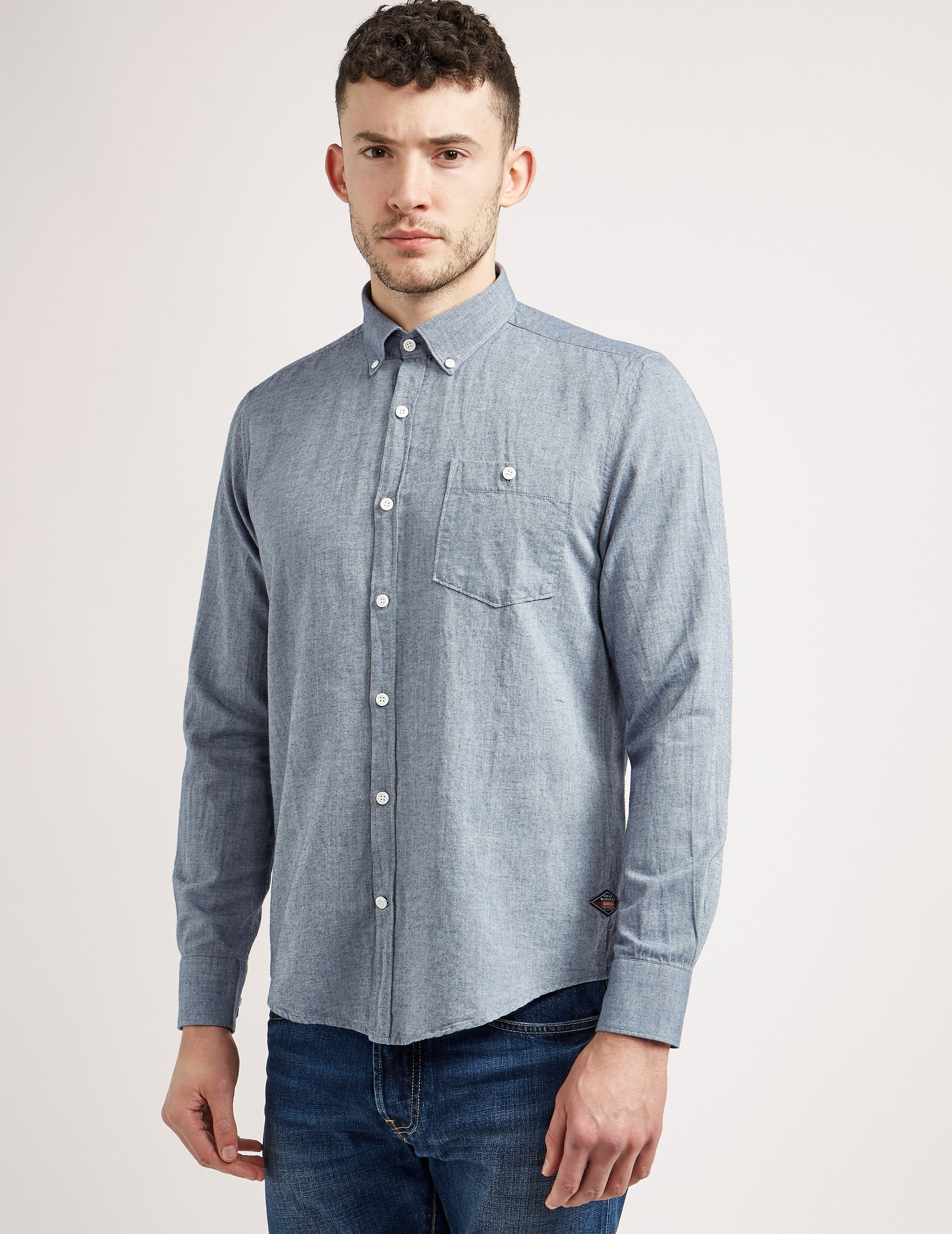 Barbour International Terence Oxford Shirt