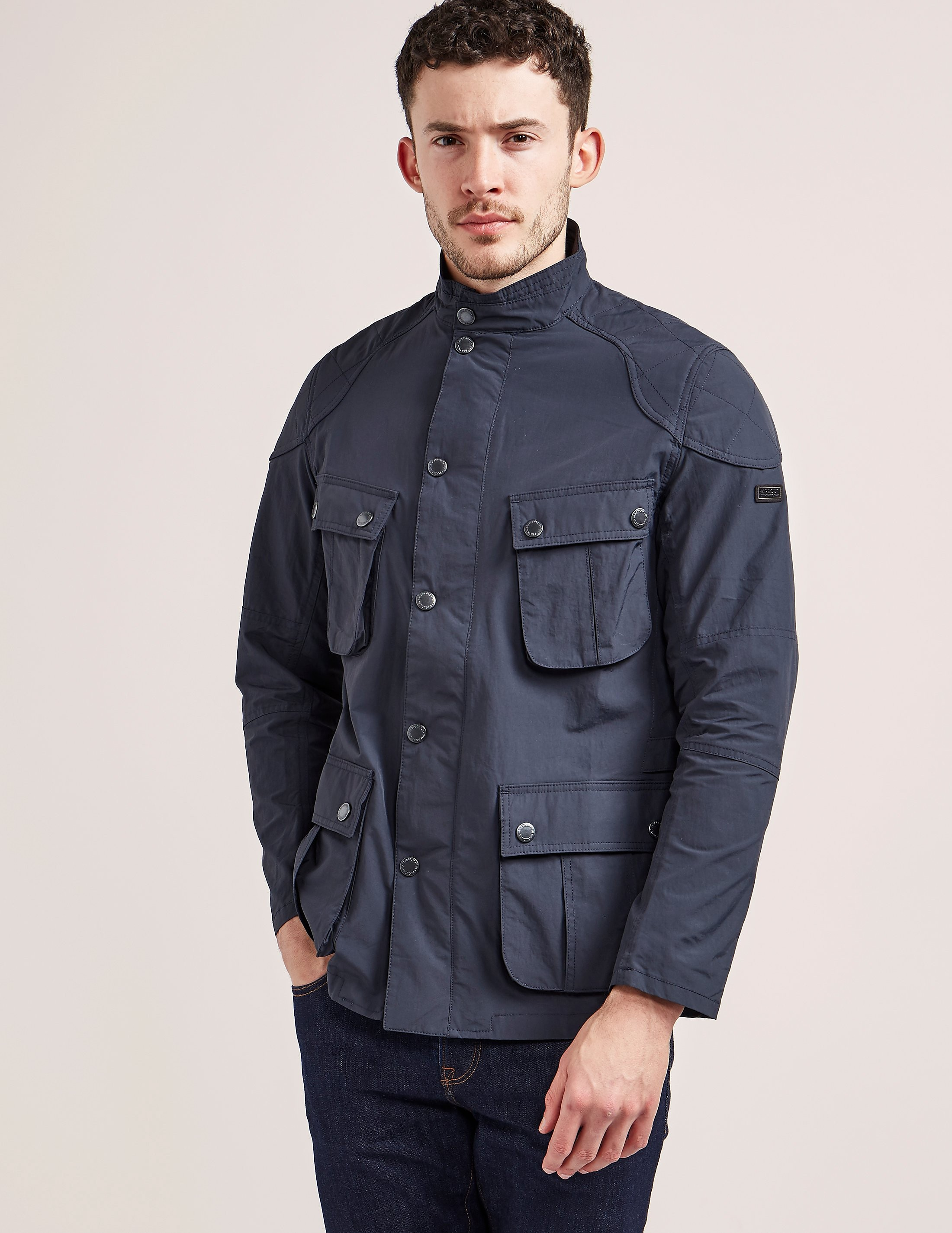 Barbour International Guard Pac-A-Way Jacket