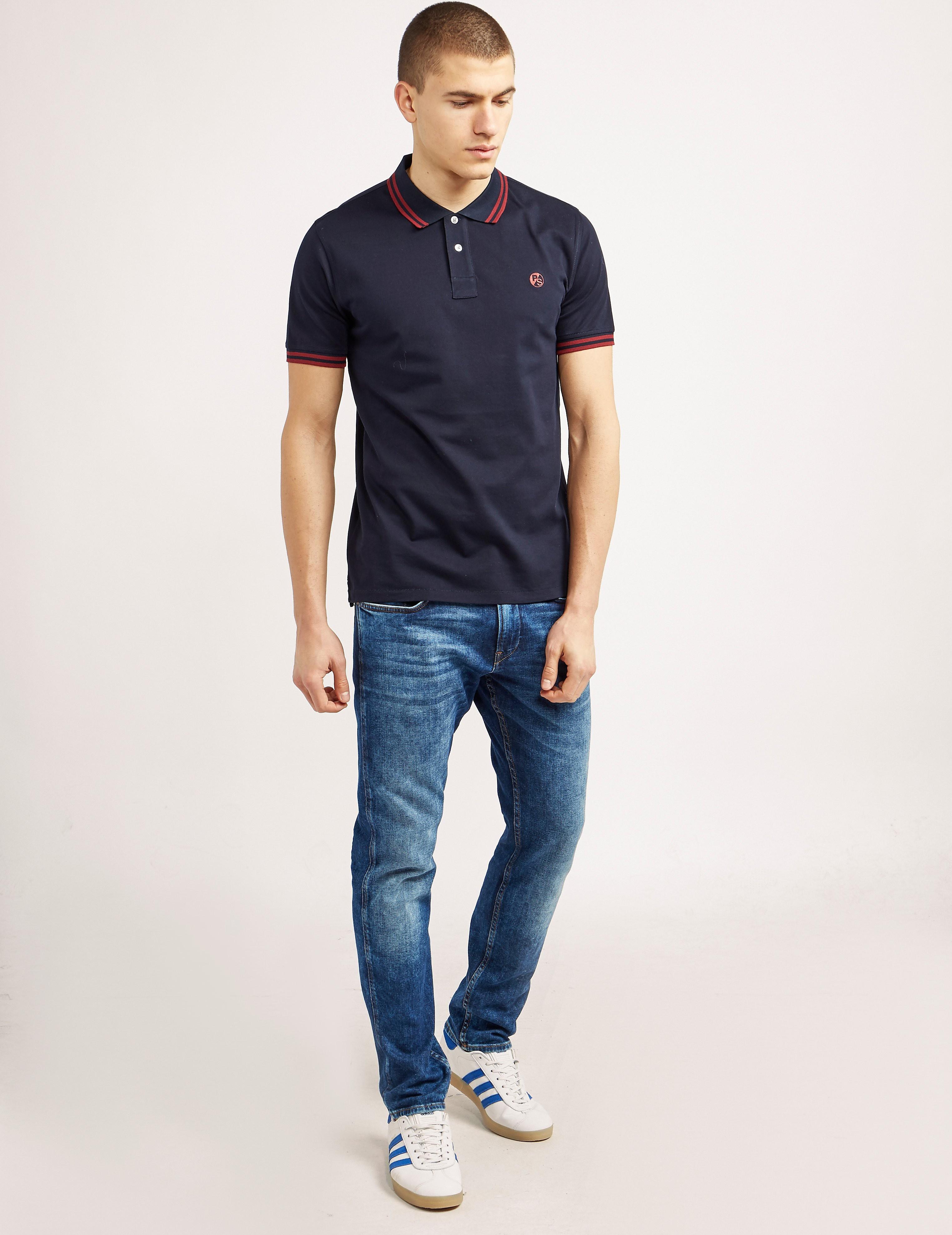 Paul Smith Mercerised Polo Shirt