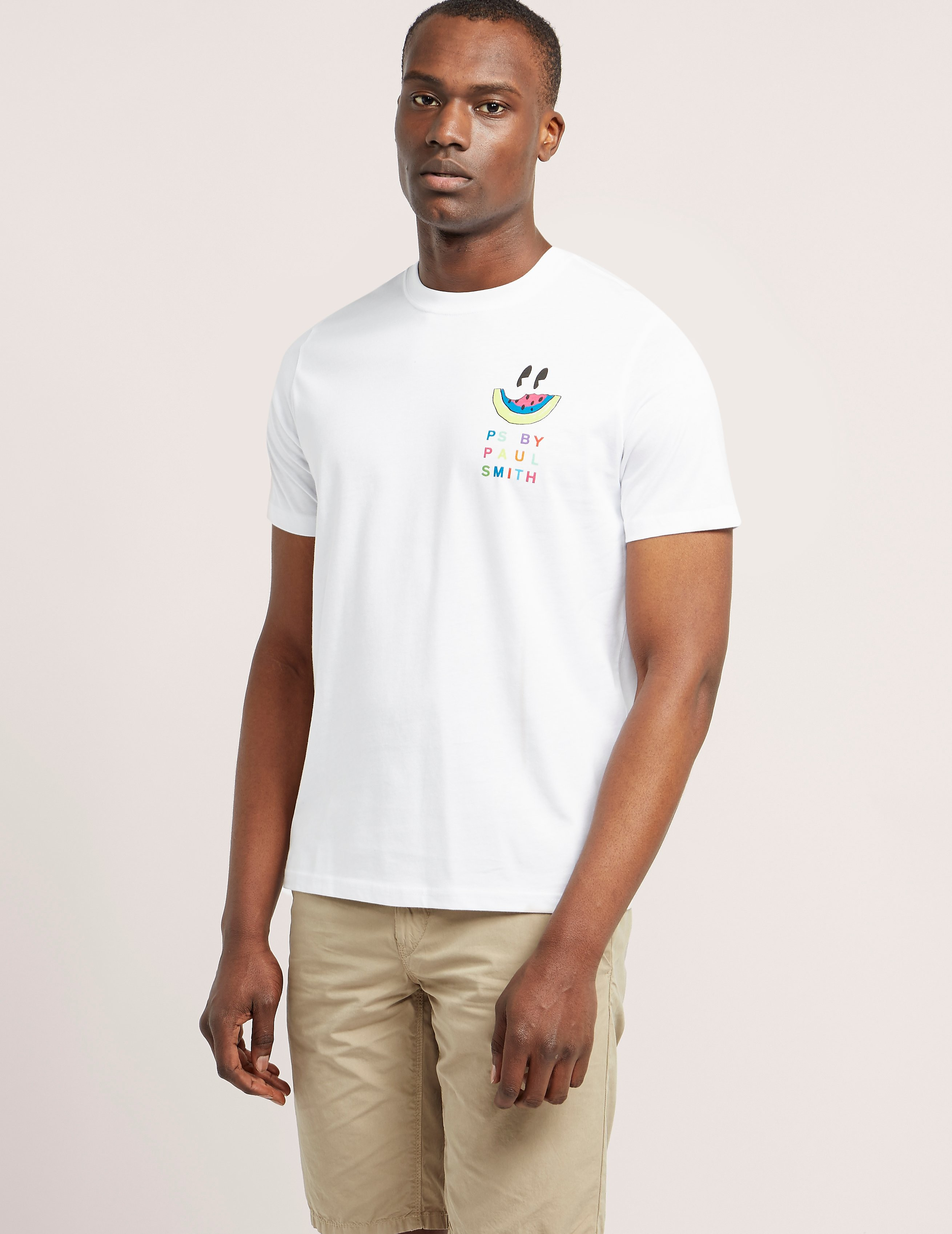 Paul Smith Watermelons Print T-shirt