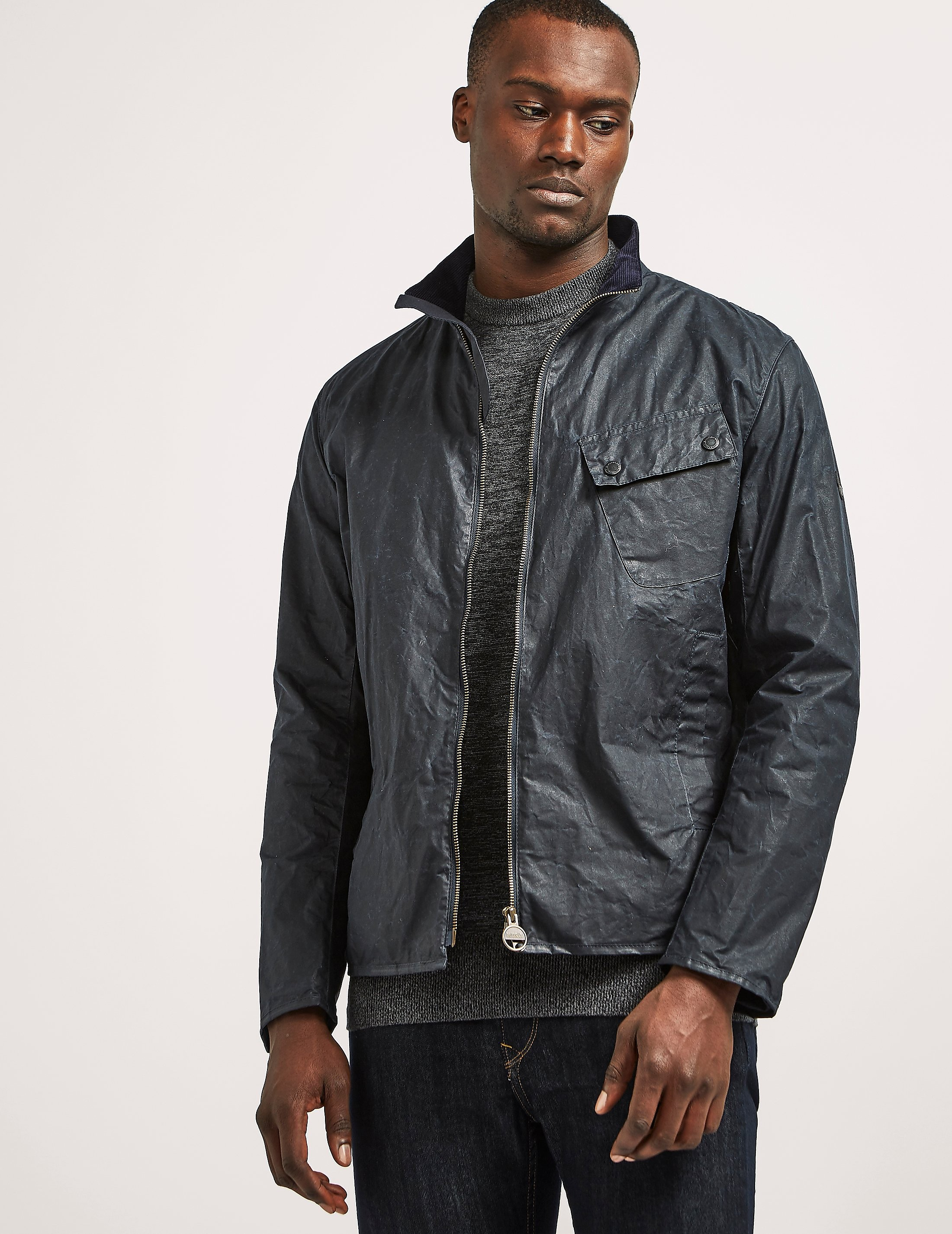 Barbour Aspect Dry Wax Jacket