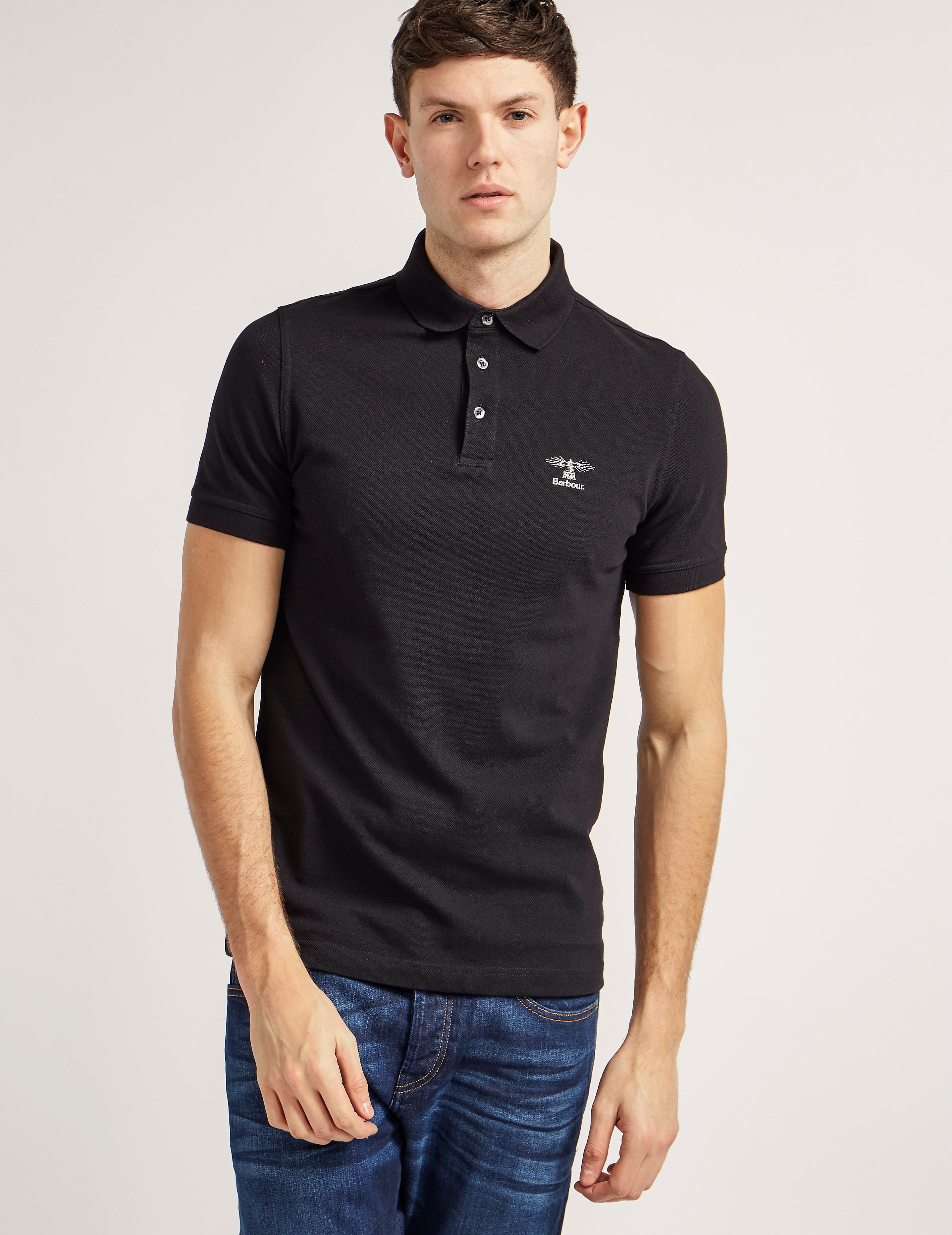 Barbour Heritage Joshua Short Sleeve Polo Shirt