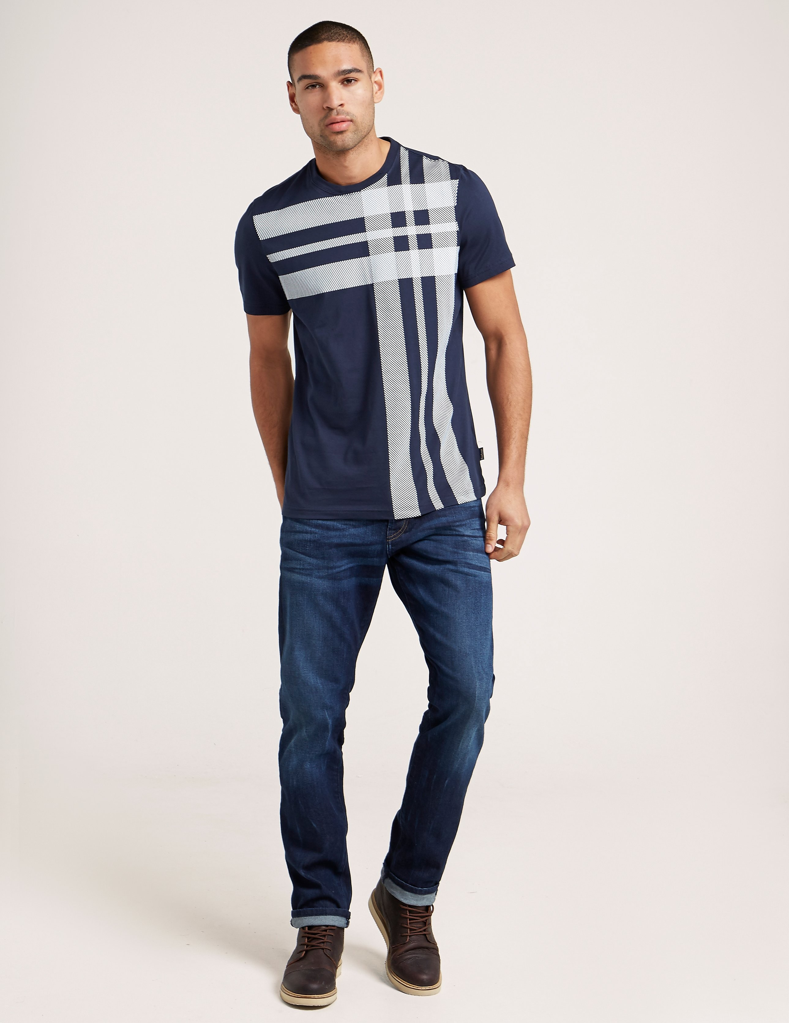 Barbour Bank Short Sleeve T-Shirt