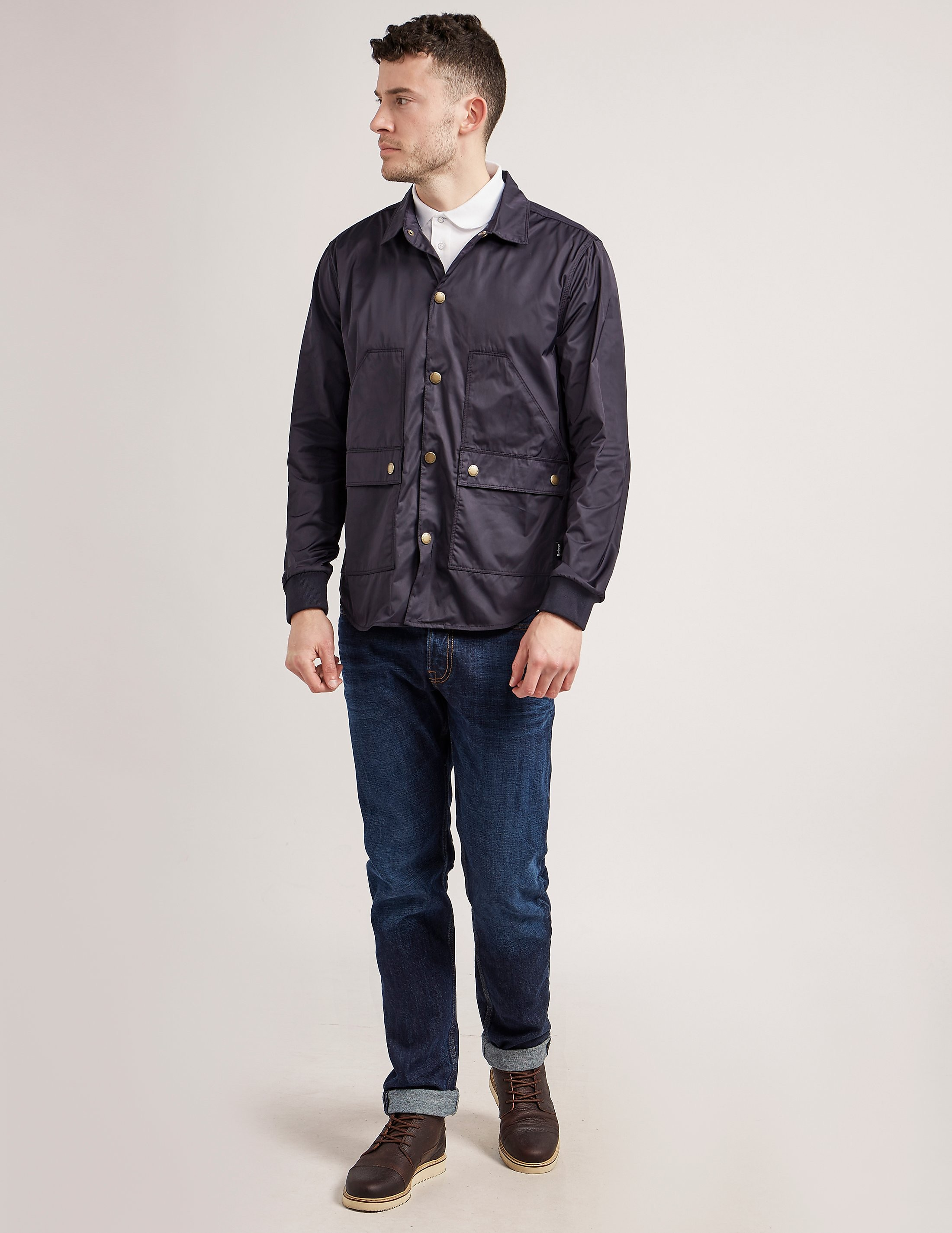 Barbour Alan Overshirt