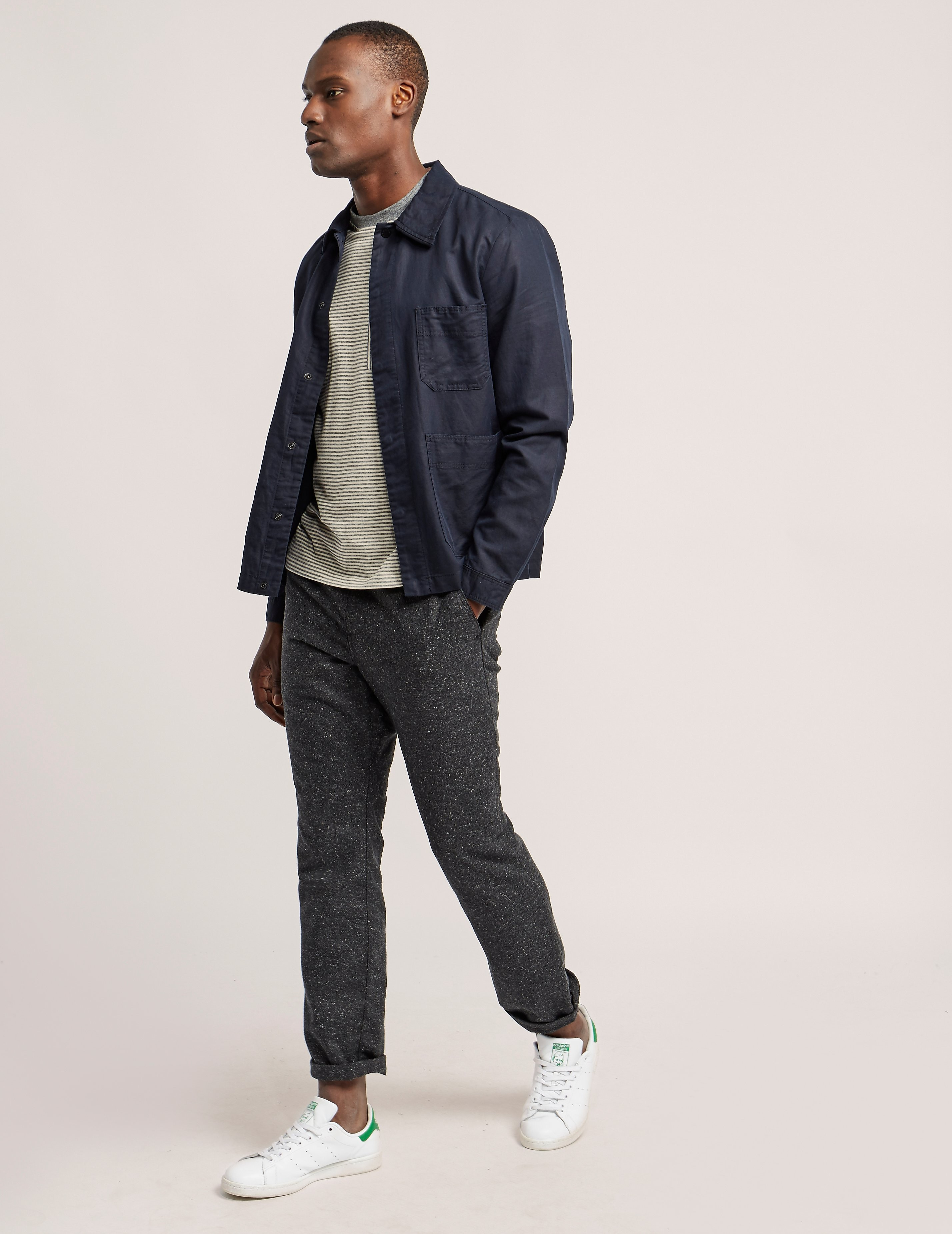 Paul Smith Cotton Twill Chore Light Jacket
