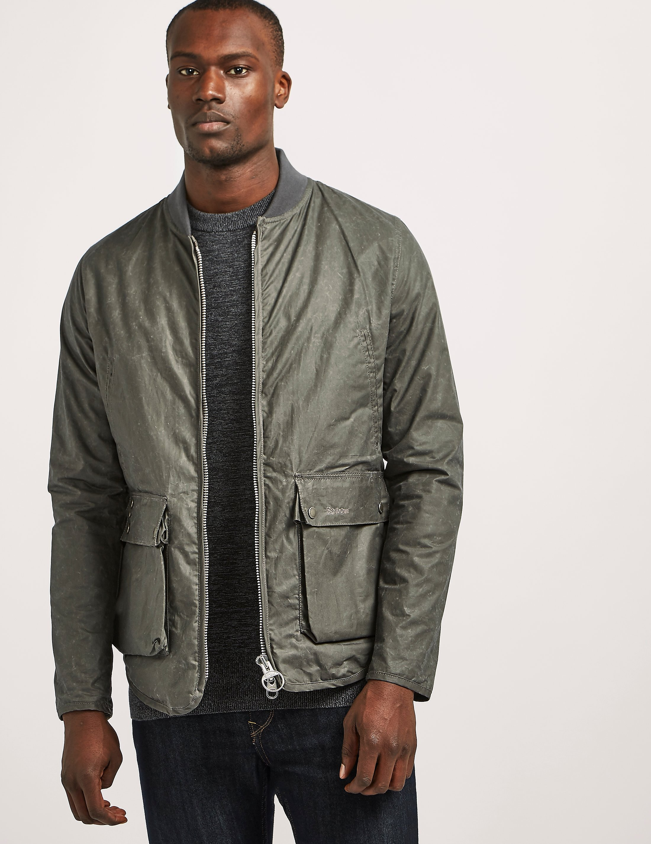 Barbour Camber Waterproof Wax Jacket