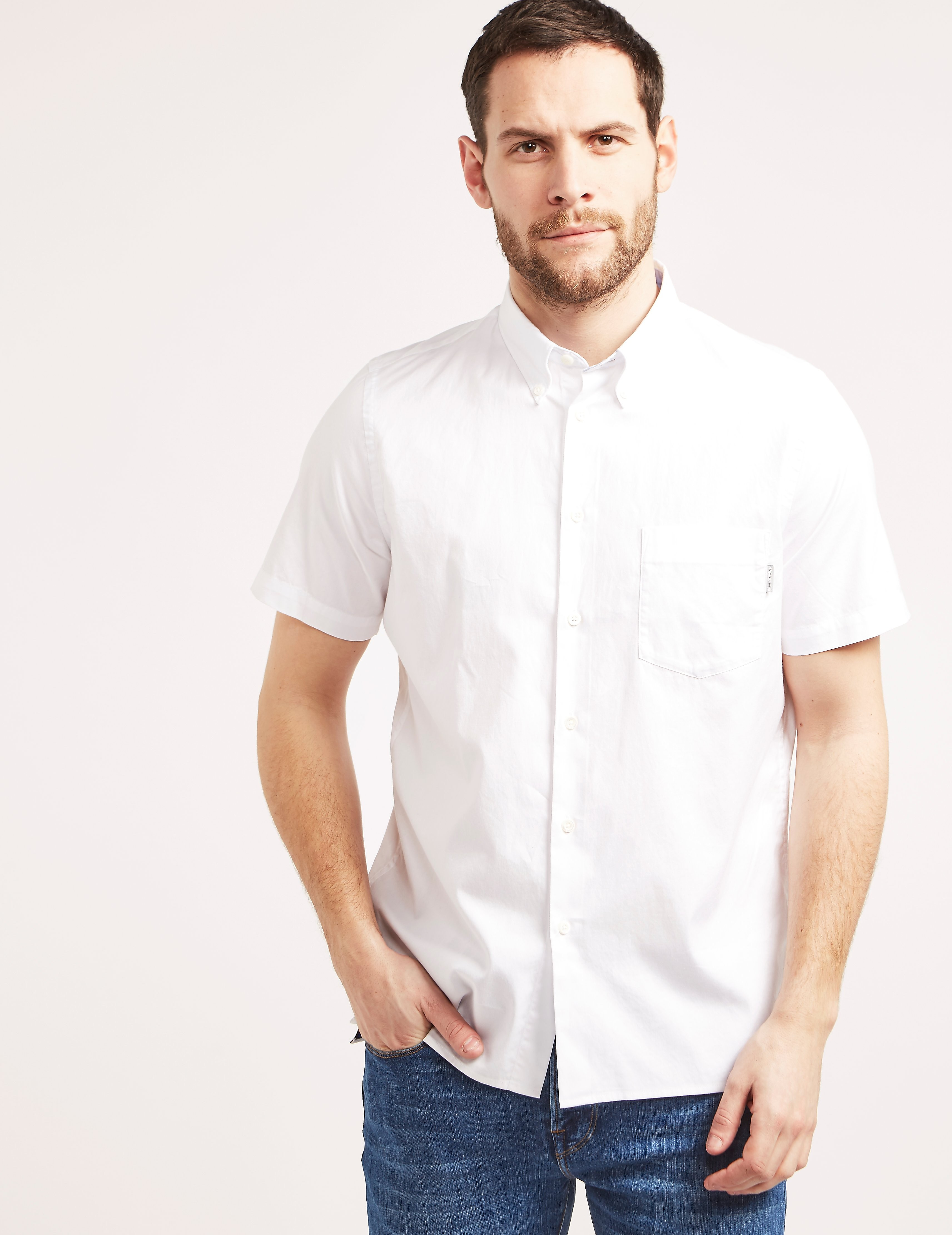 Paul Smith Regular Short Sleeve Shirt