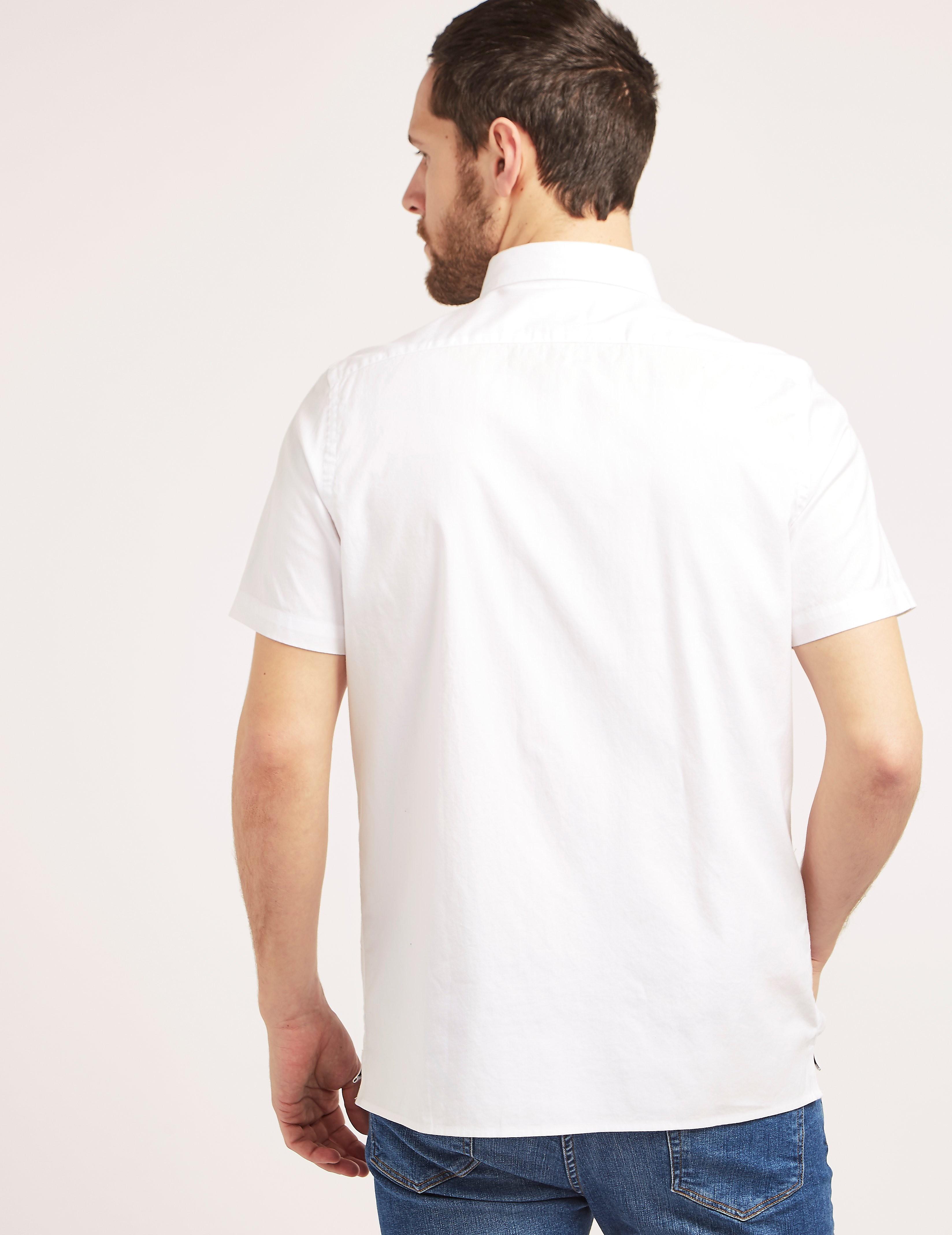 Paul Smith Regular Short Sleeve Shirt